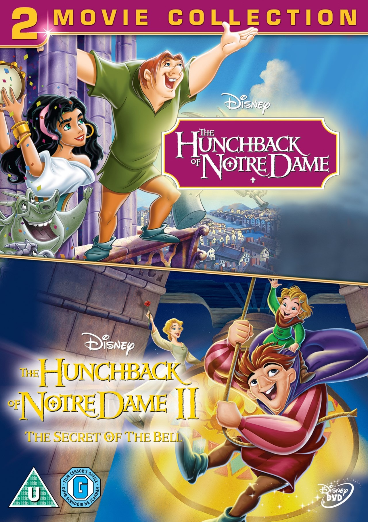 The Hunchback of Notre Dame: 2-movie Collection - 1