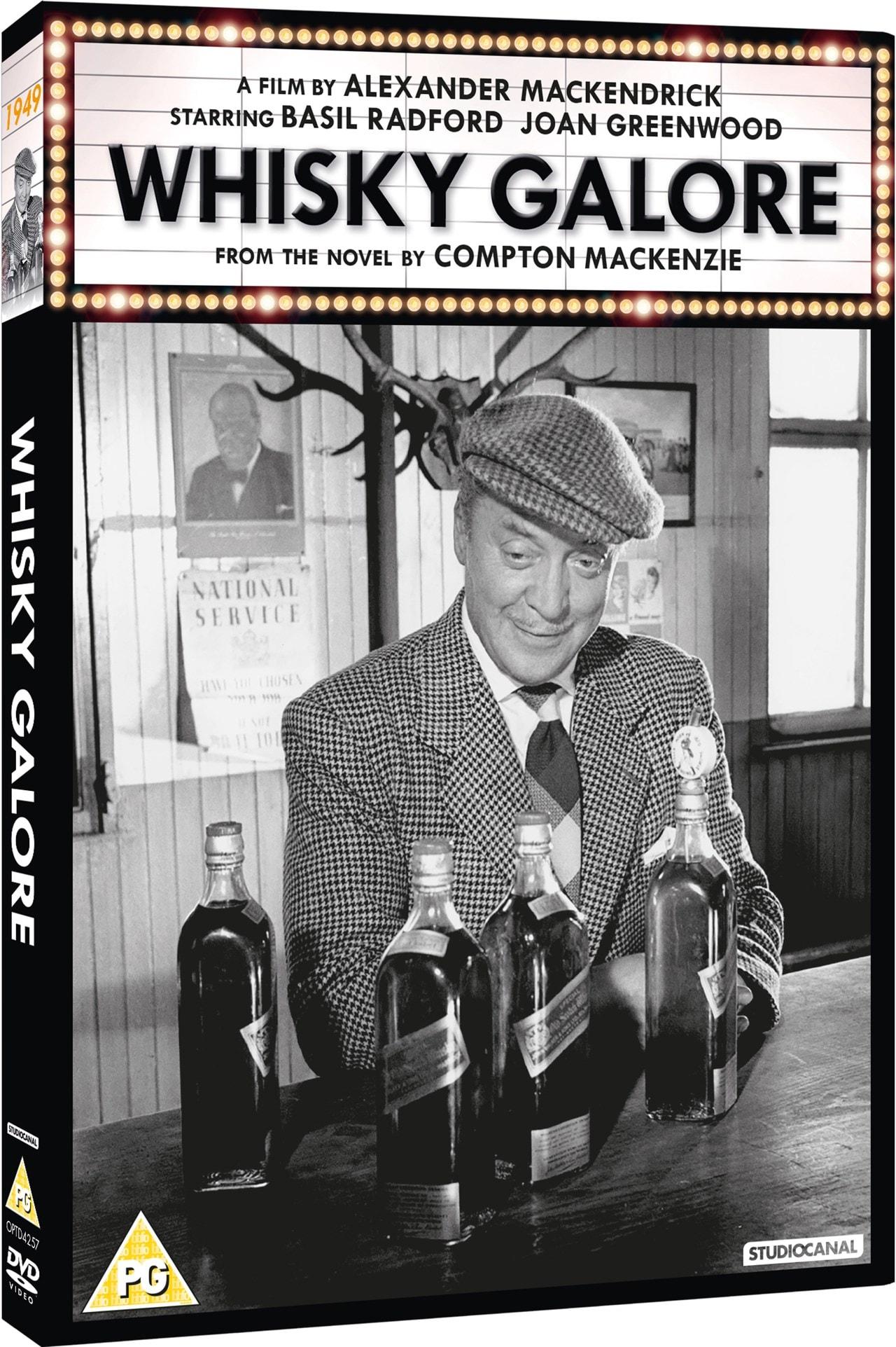 Whisky Galore - British Classics (hmv Exclusive) - 2
