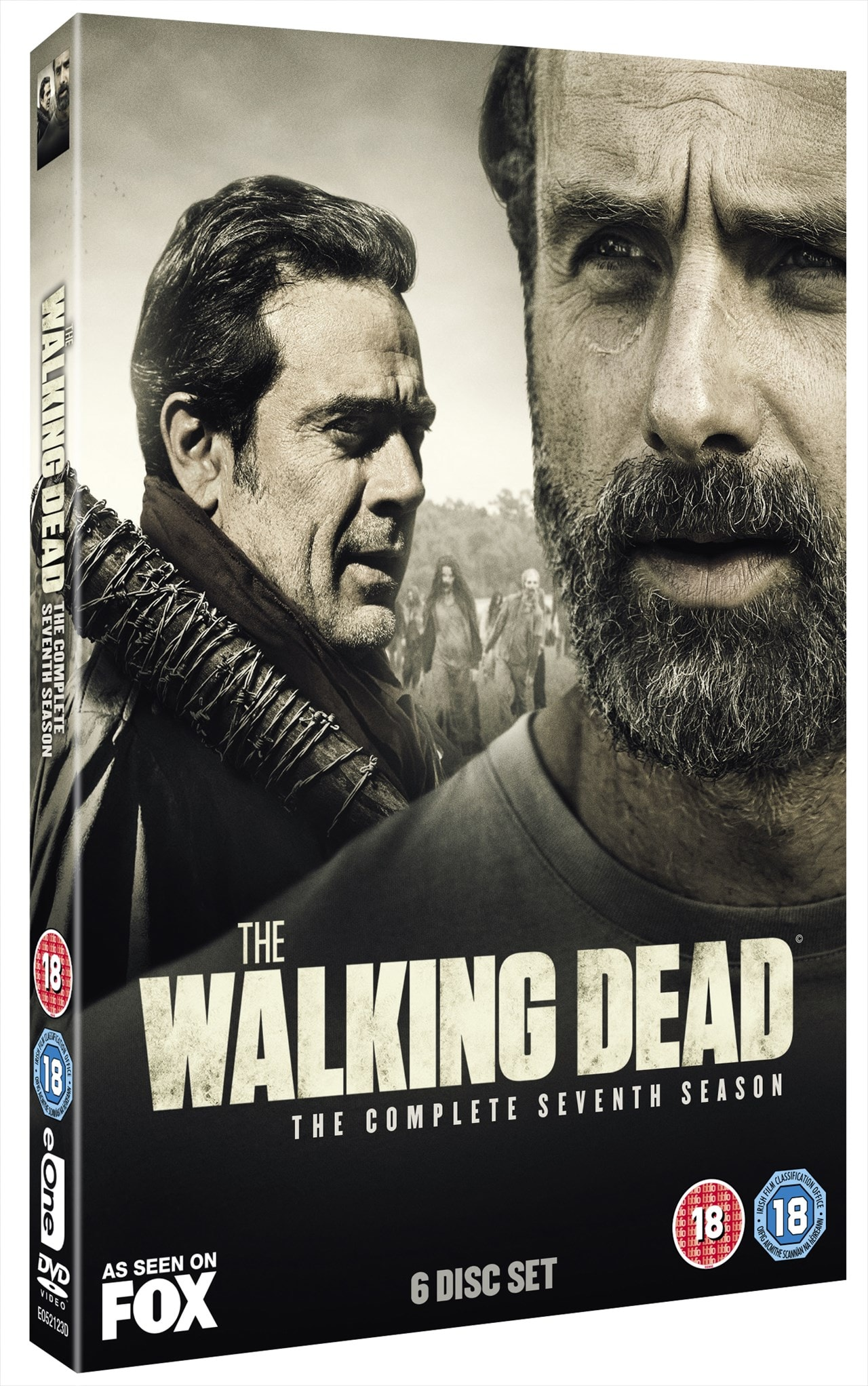 The Walking Dead: The Complete Seventh Season - 2
