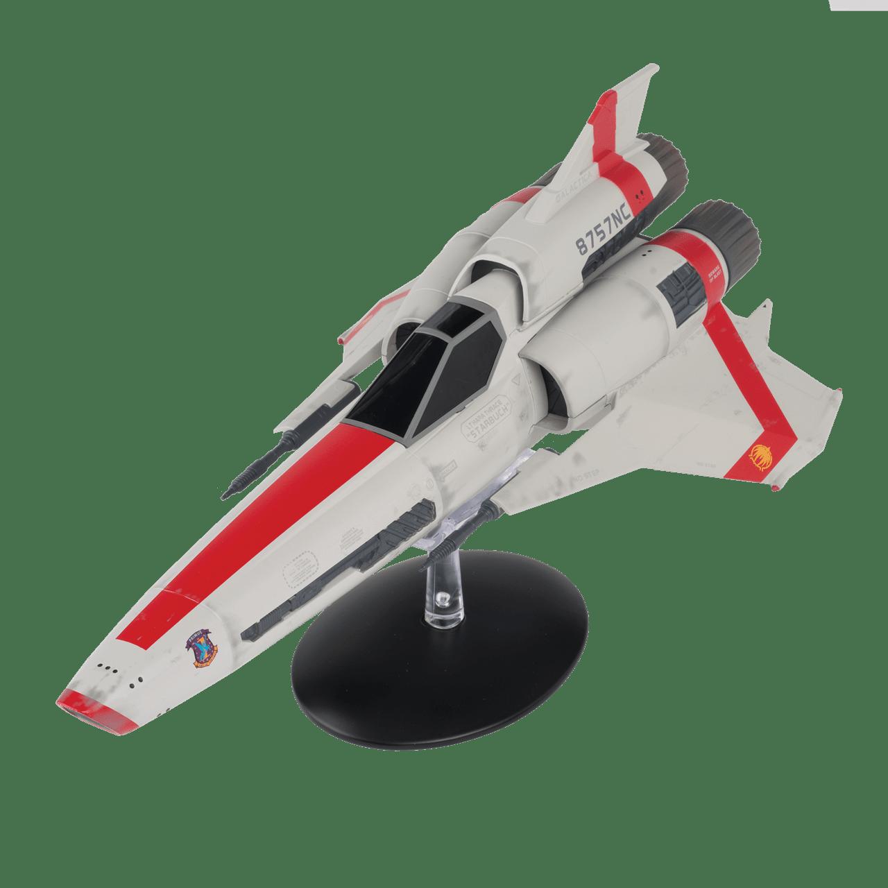 Battlestar Galactica: Viper Mk II Ship Hero Collector - 1