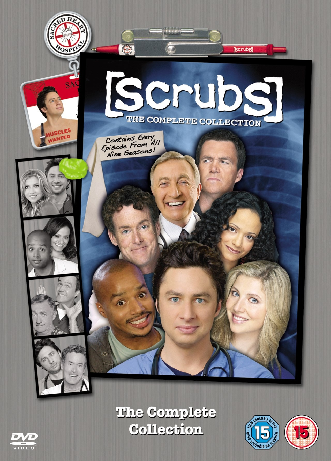 Scrubs: The Complete Collection - 1