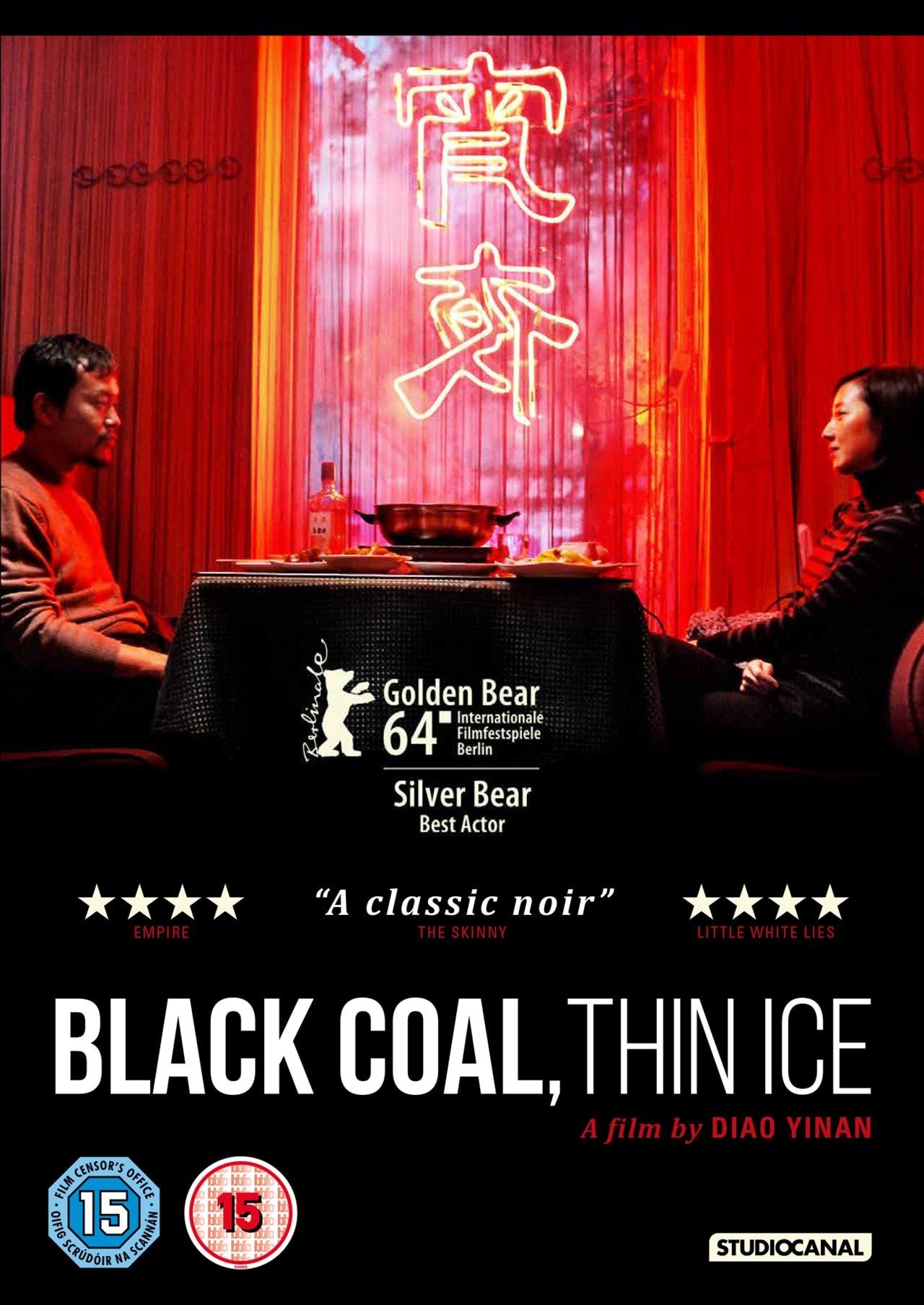 Black Coal, Thin Ice - 1