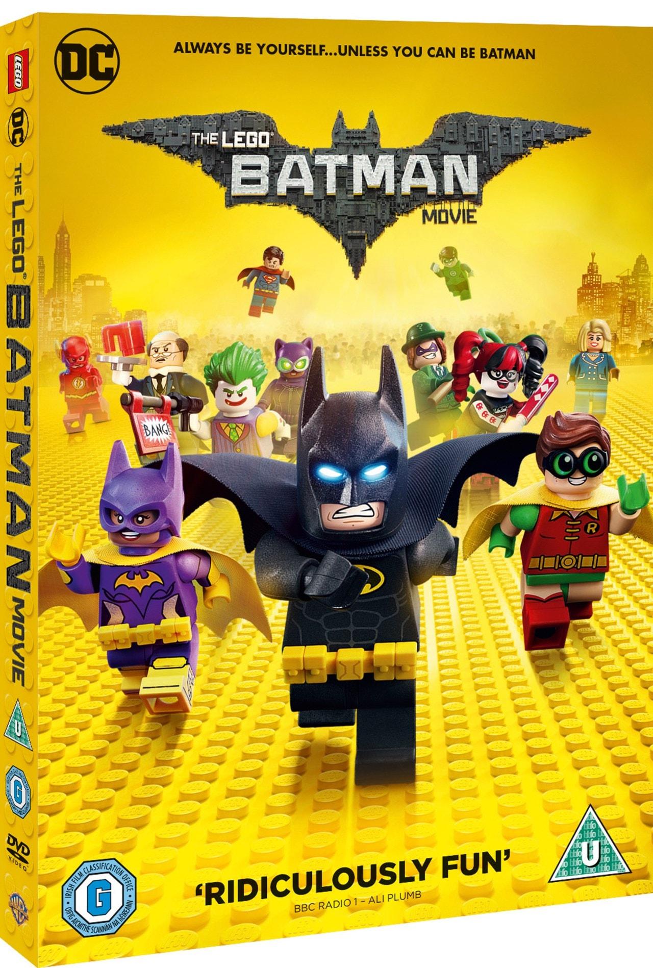The LEGO Batman Movie - 2