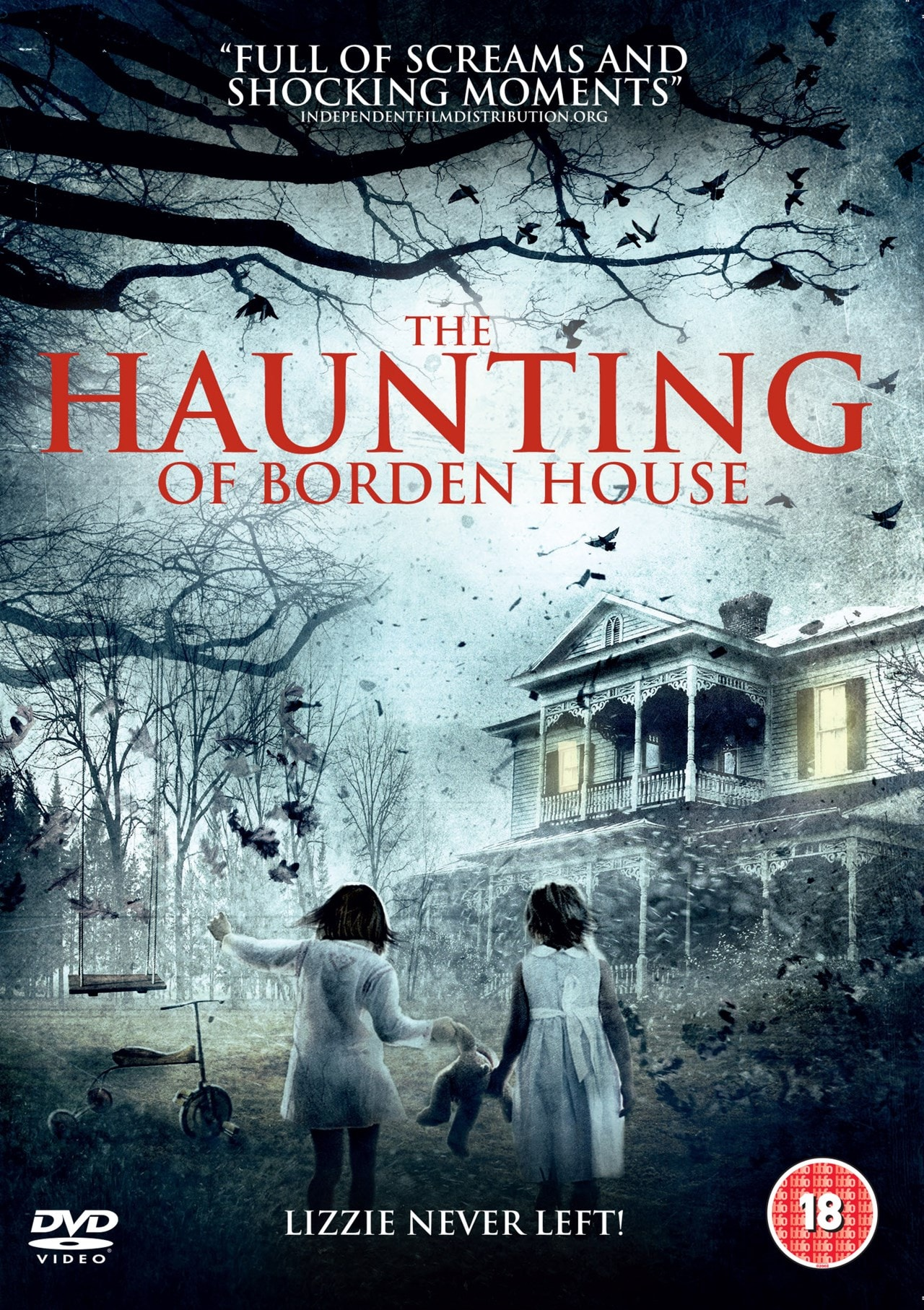 The Haunting of Borden House - 1