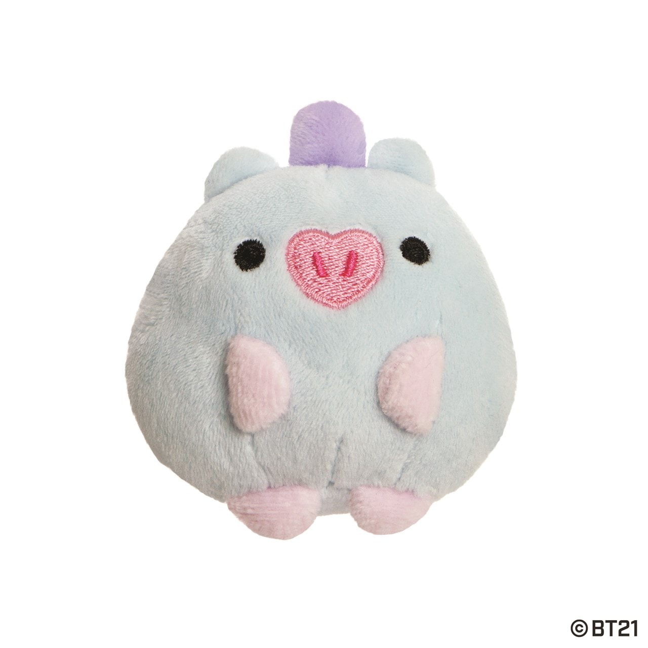 Mang Baby Pong Pong: BT21 Soft Toy - 1