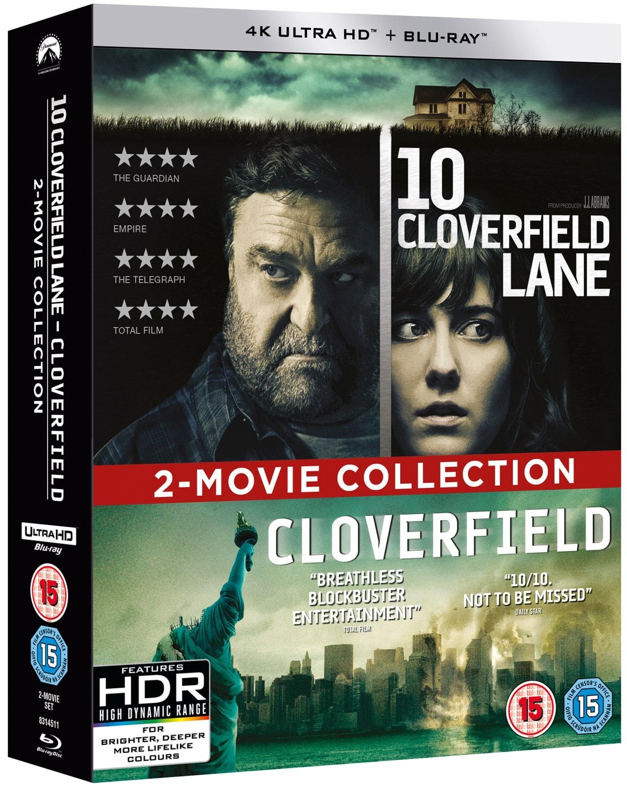 Cloverfield/10 Cloverfield Lane - 2