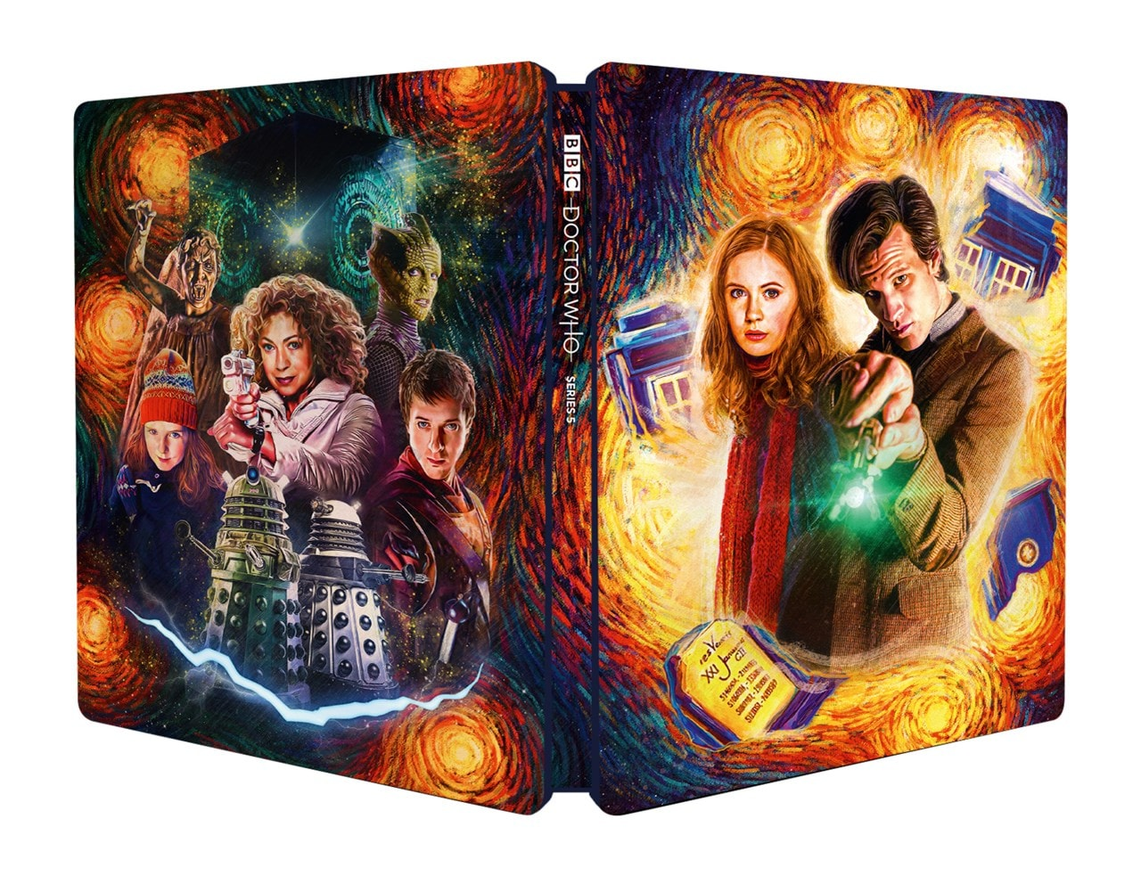 Doctor Who: The Complete Fifth Series - 4
