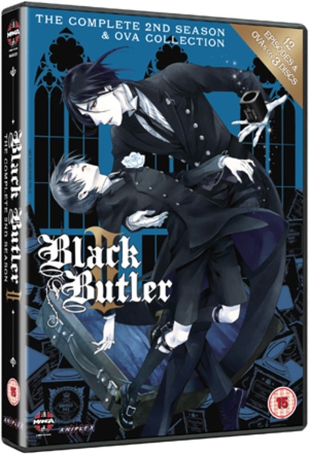 Black Butler: The Complete Second Season - 1