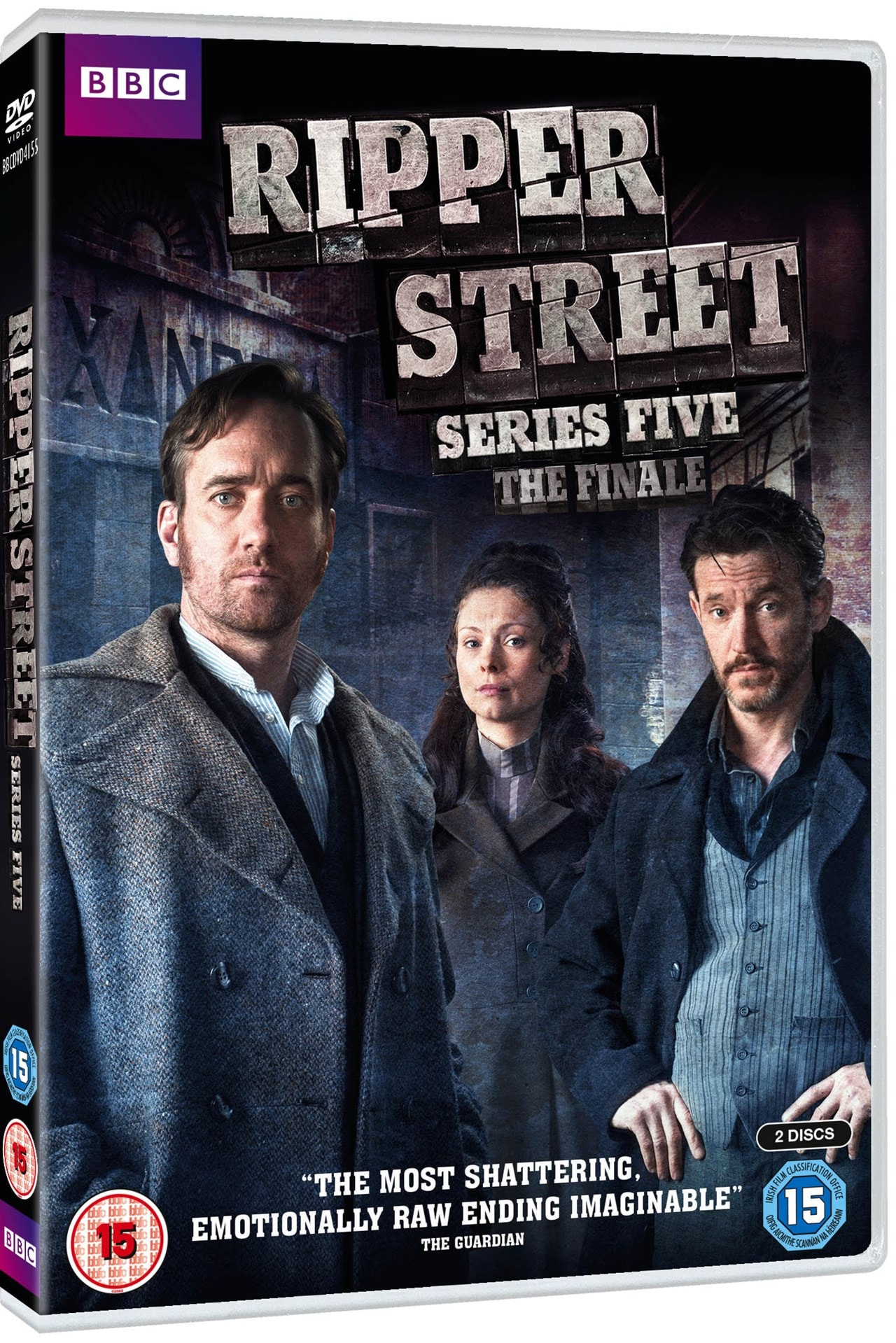 Ripper Street: Series Five - The Finale - 2