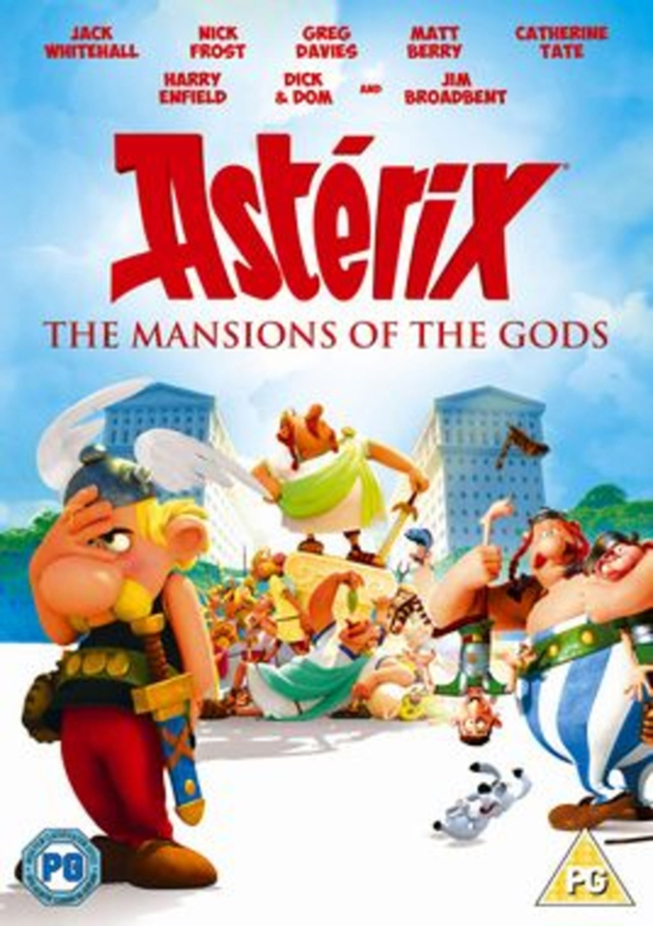 Asterix: The Mansions of the Gods - 1