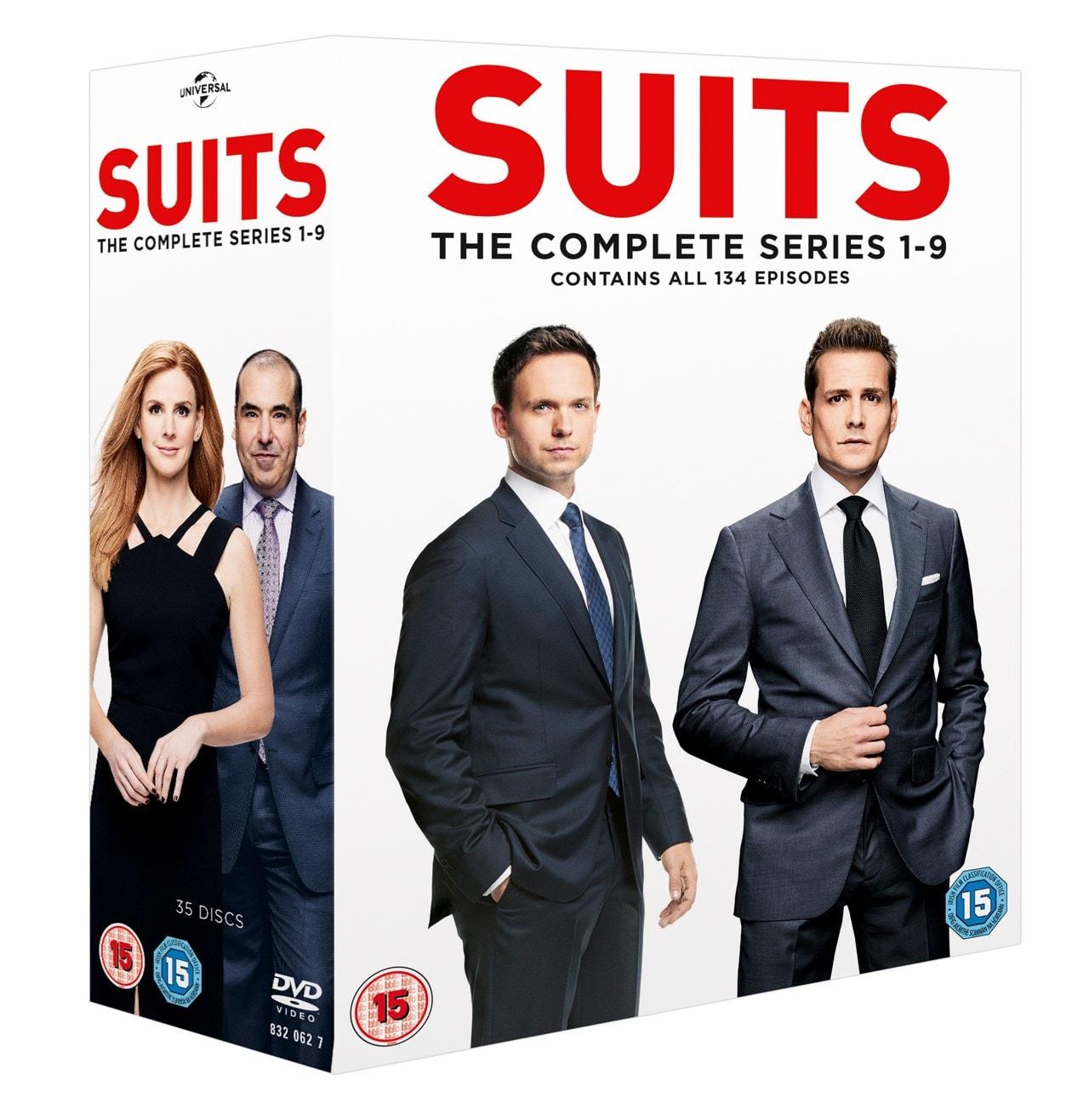 Suits: Seasons One - Nine - 2