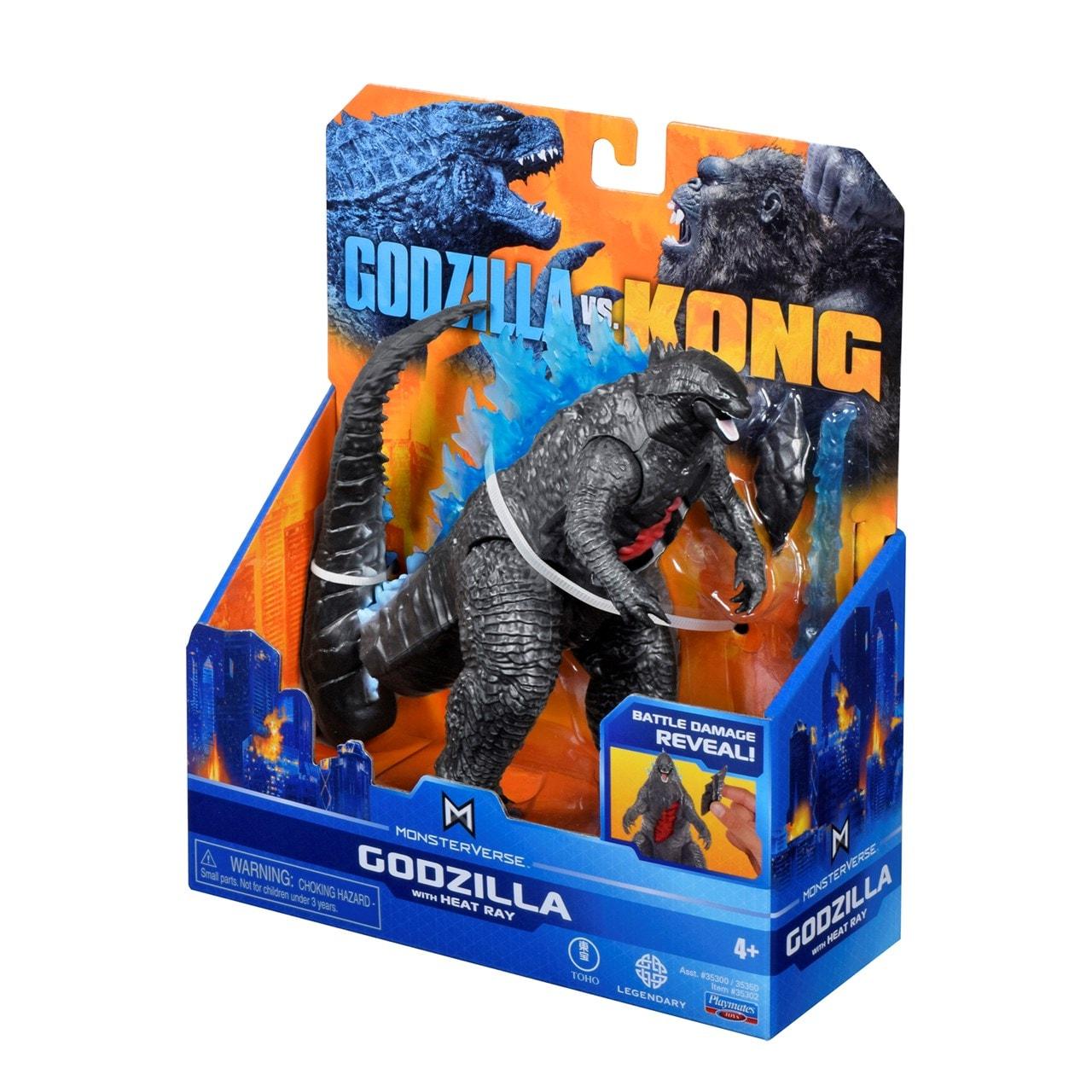 Monsterverse Godzilla vs Kong: Godzilla Heat Wave Action Figure - 5