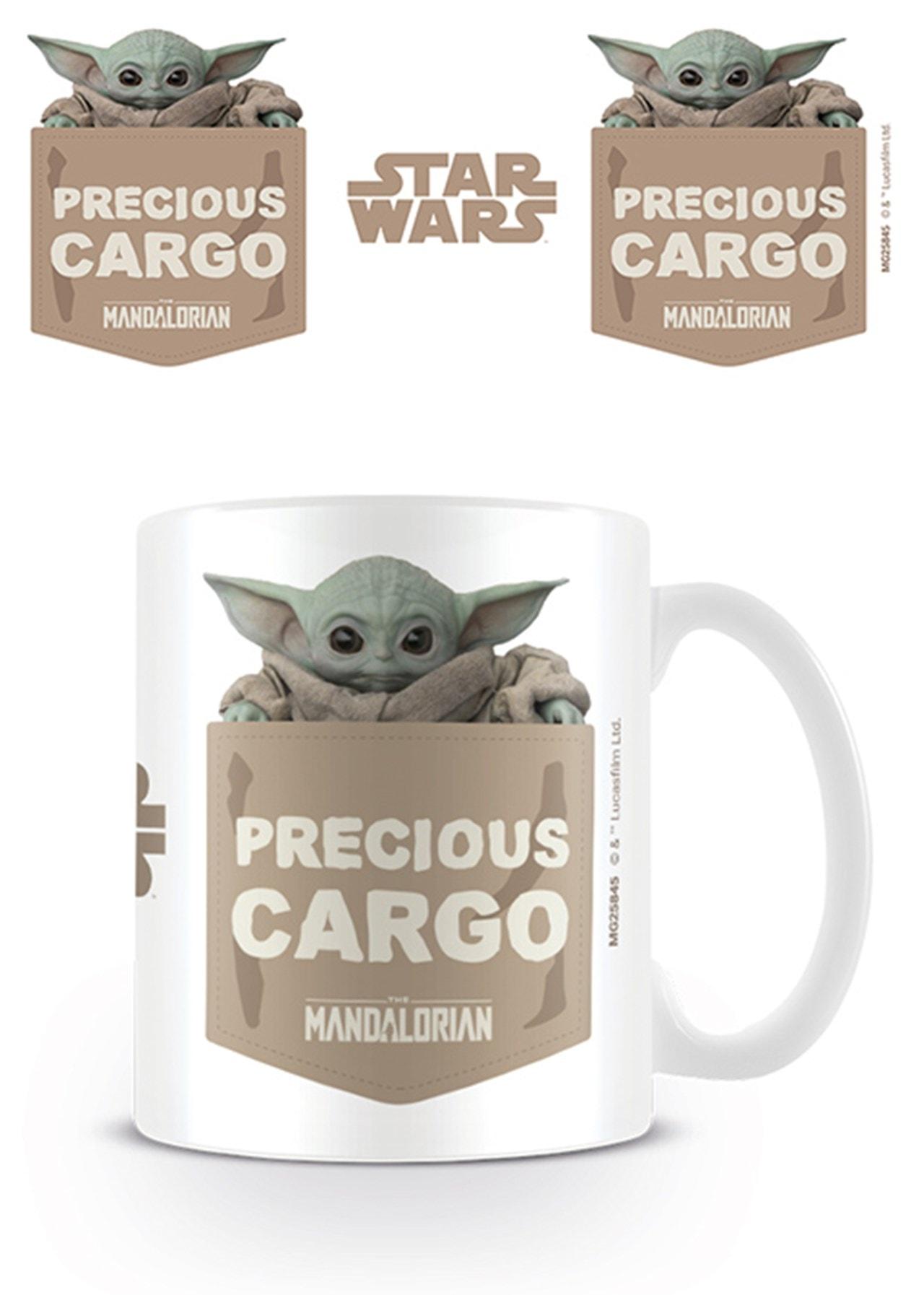 Mug Star Wars: The Mandalorian: Baby Yoda (Precious Cargo) - 1