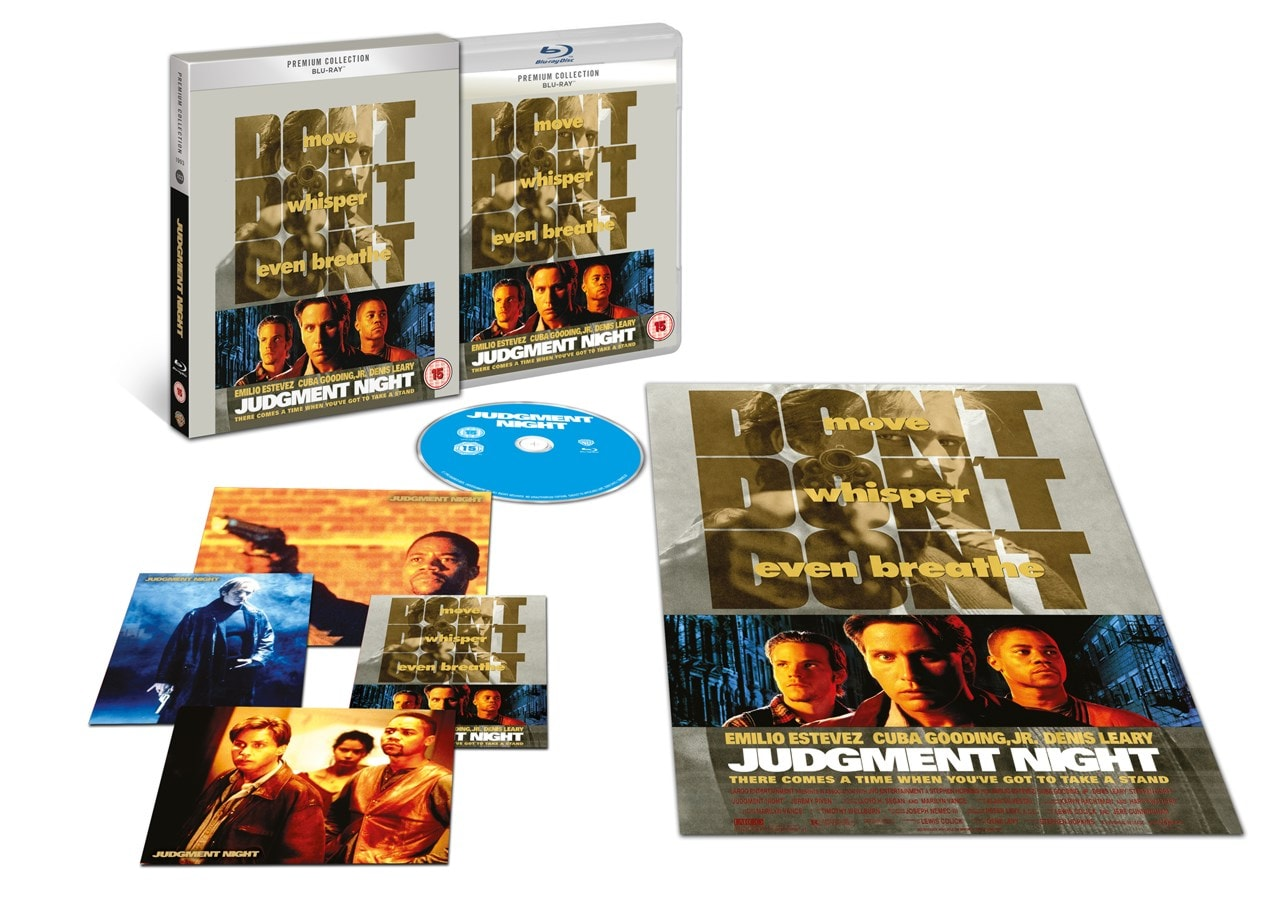Judgment Night (hmv Exclusive) - The Premium Collection - 3