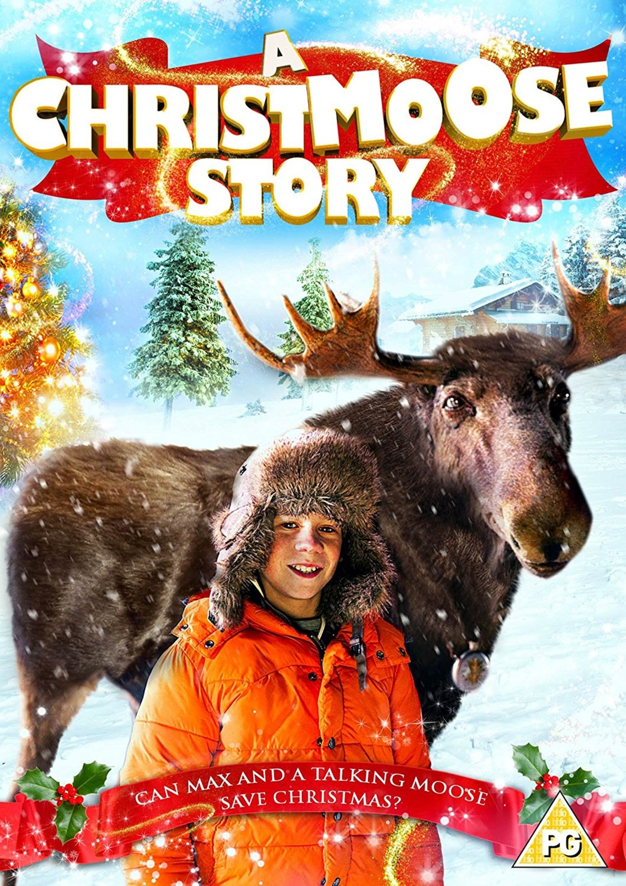 The Christmoose Story - 1