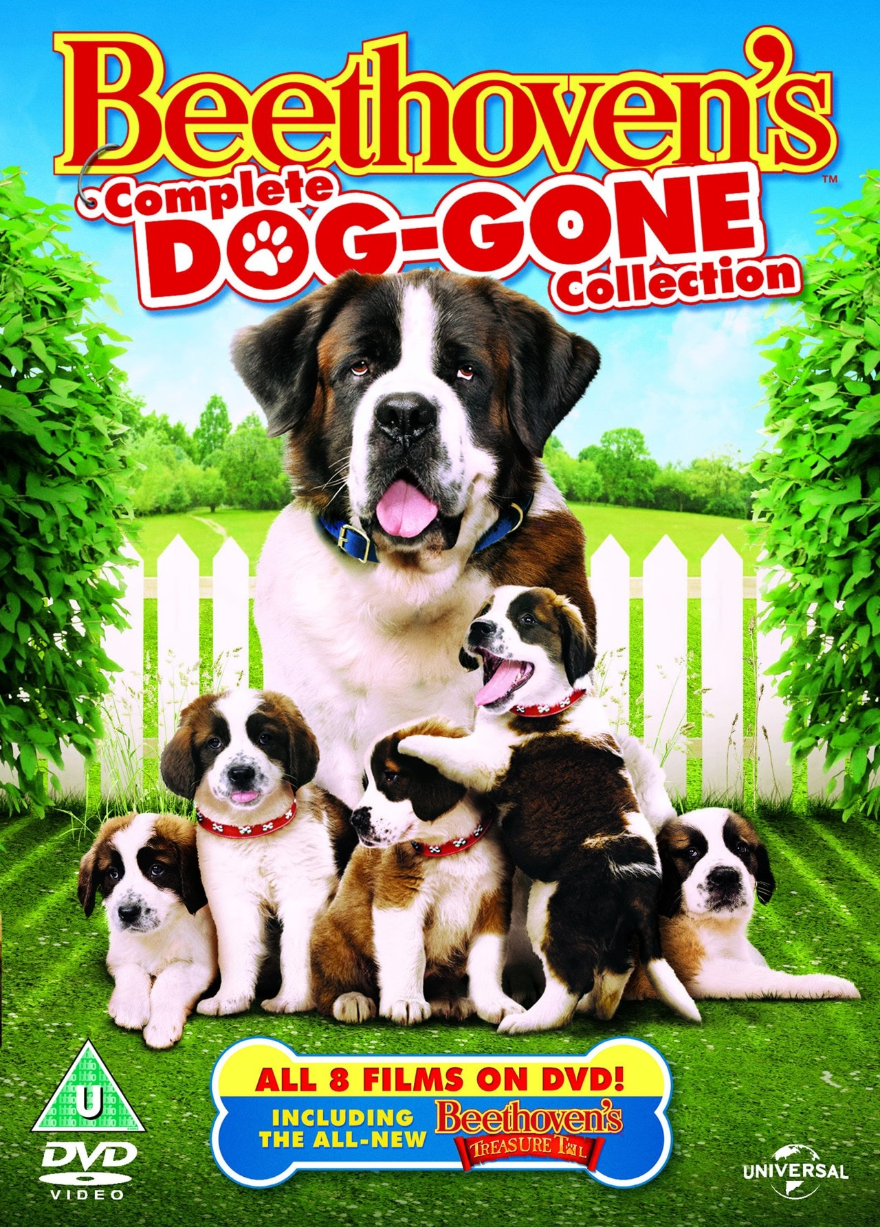 Beethoven's Complete Dog-gone Collection - 1