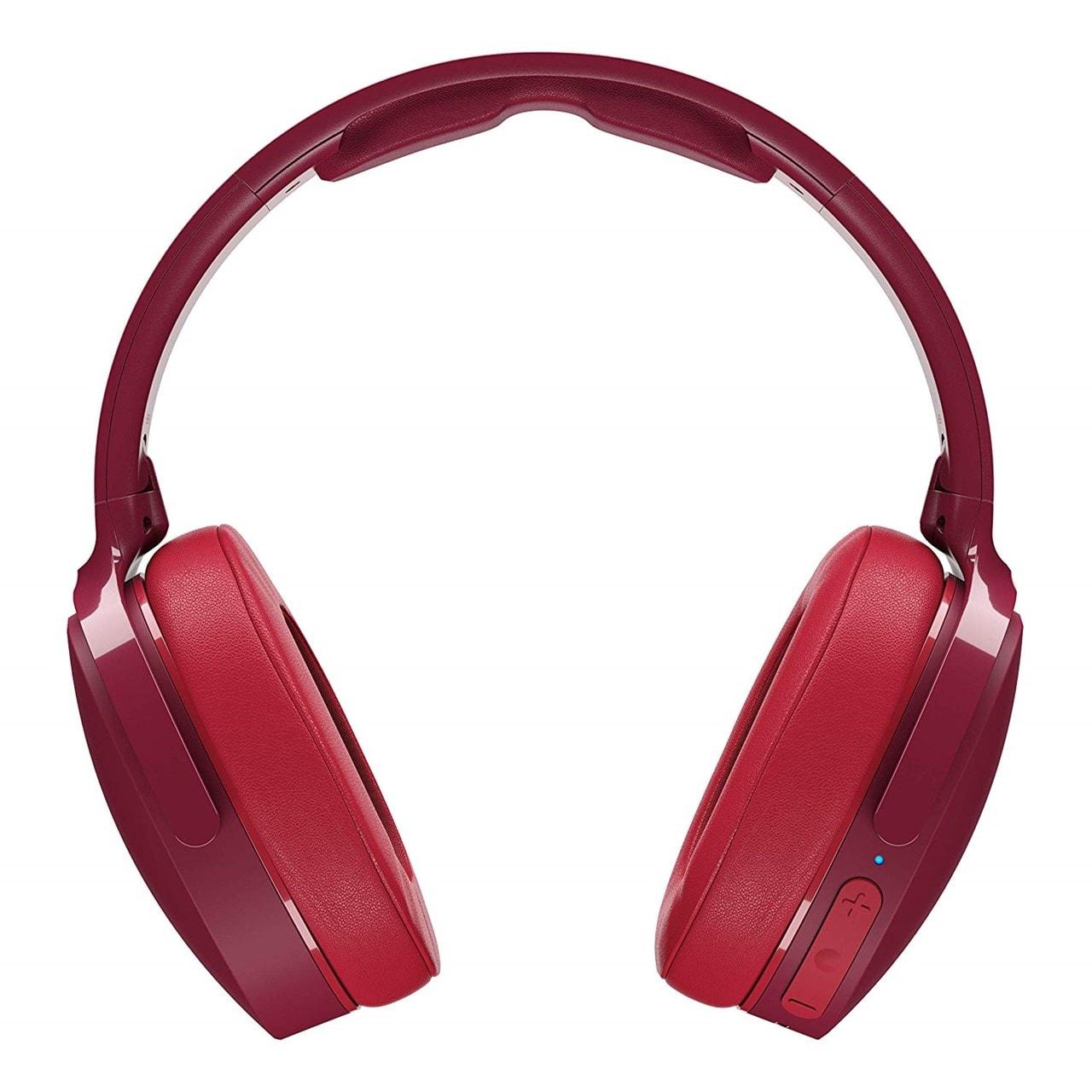 Skullcandy Hesh 3 Moab Red Bluetooth Headphones - 1