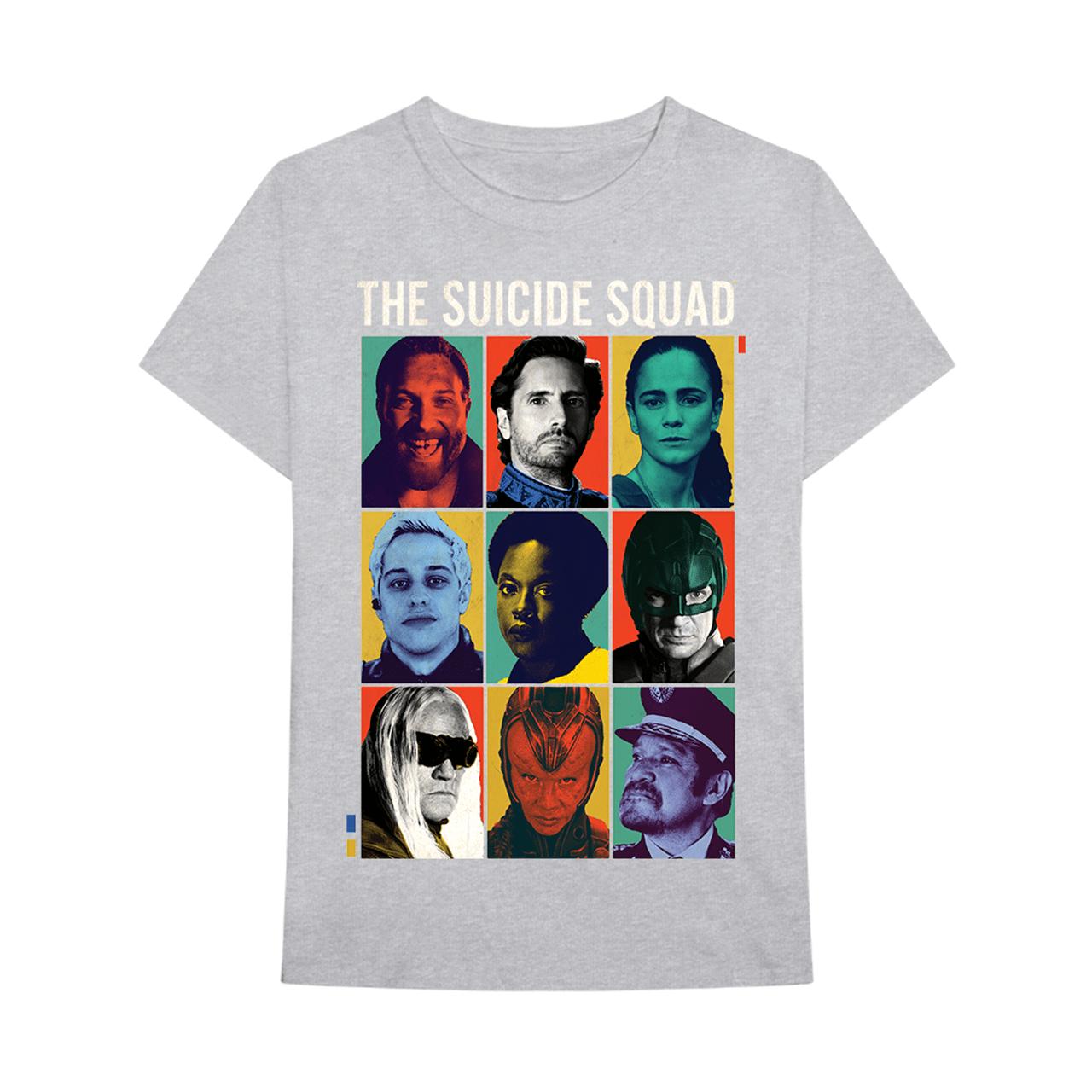 Suicide Squad 2021  Squares (Small) - 1
