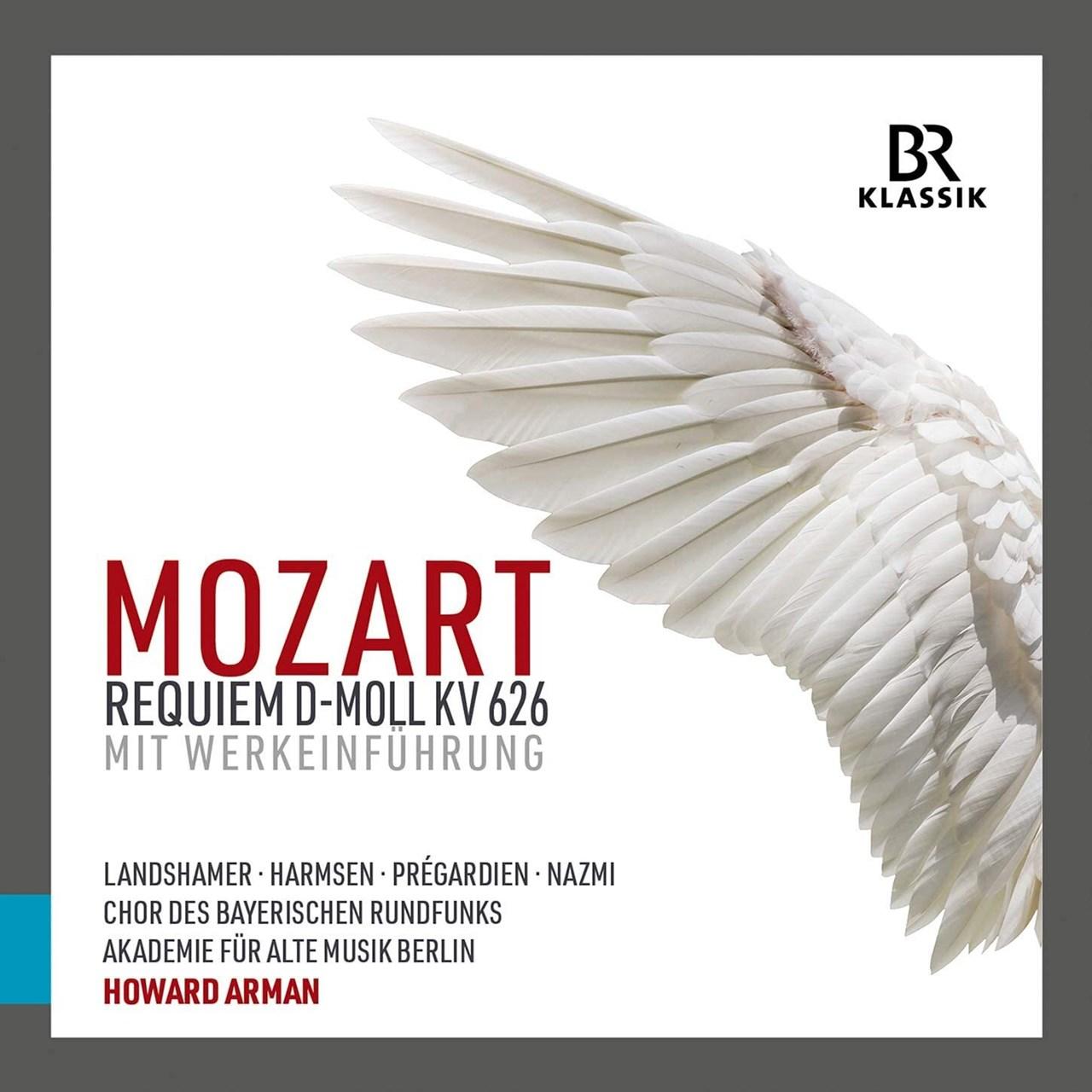 Mozart: Requiem D-moll KV626 - 1