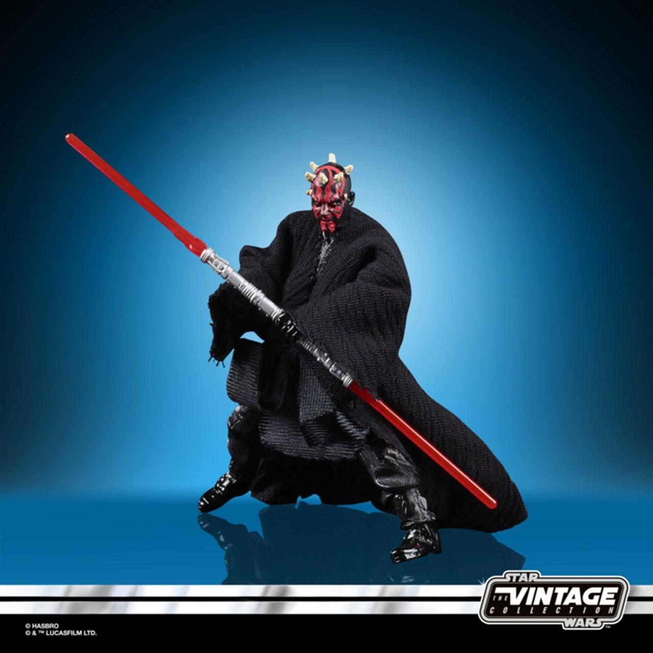 Darth Maul: Phantom Menace: Star Wars Vintage Action Figure - 2
