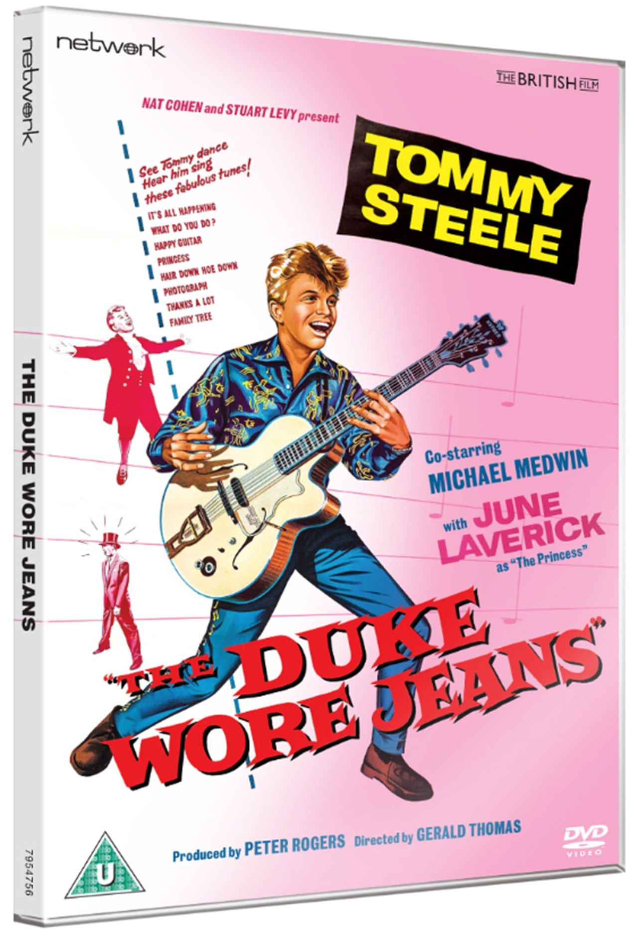 The Duke Wore Jeans - 2