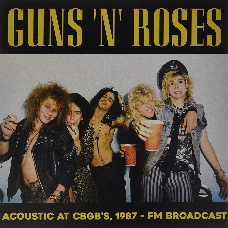 Acoustic at CBGB's, 1987 - 1