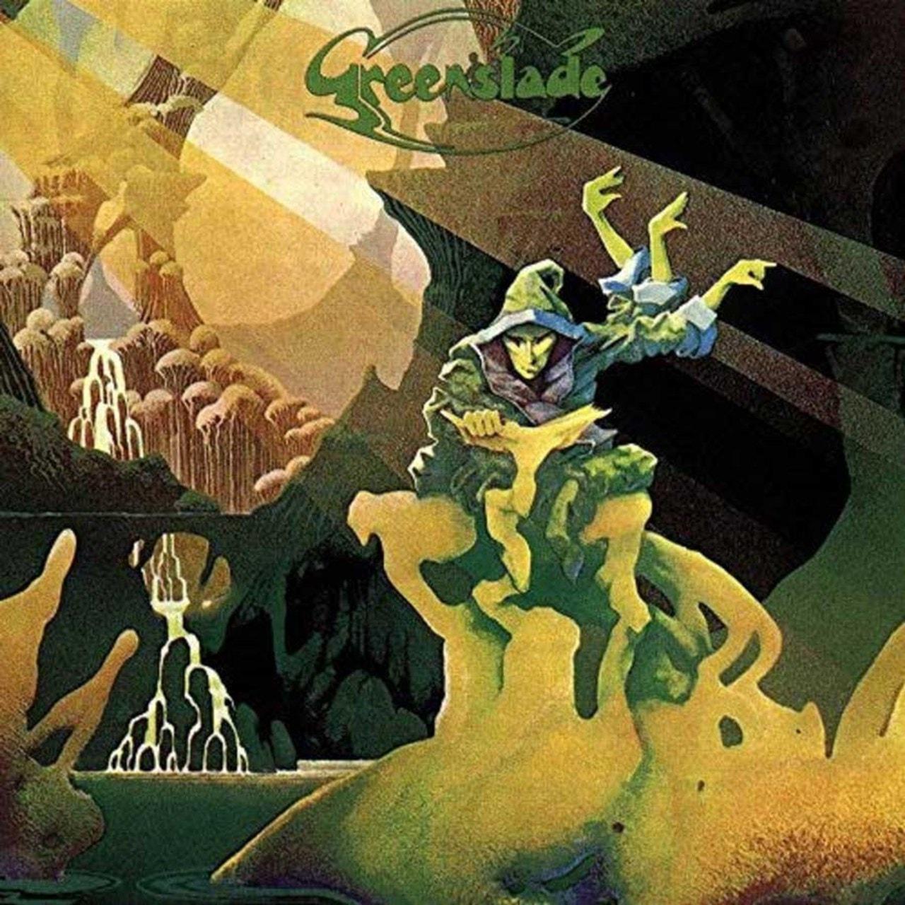Greenslade: Expanded & Remastered - 1