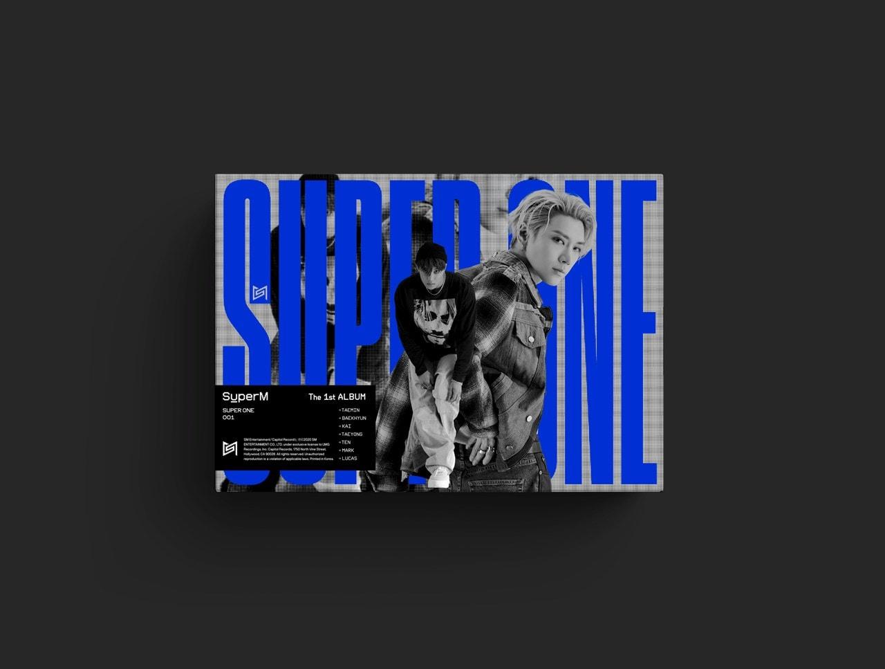 The 1st Album - Super One (Unit C Ver.) - 1
