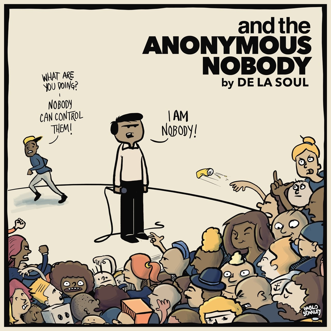 And the Anonymous Nobody - 1