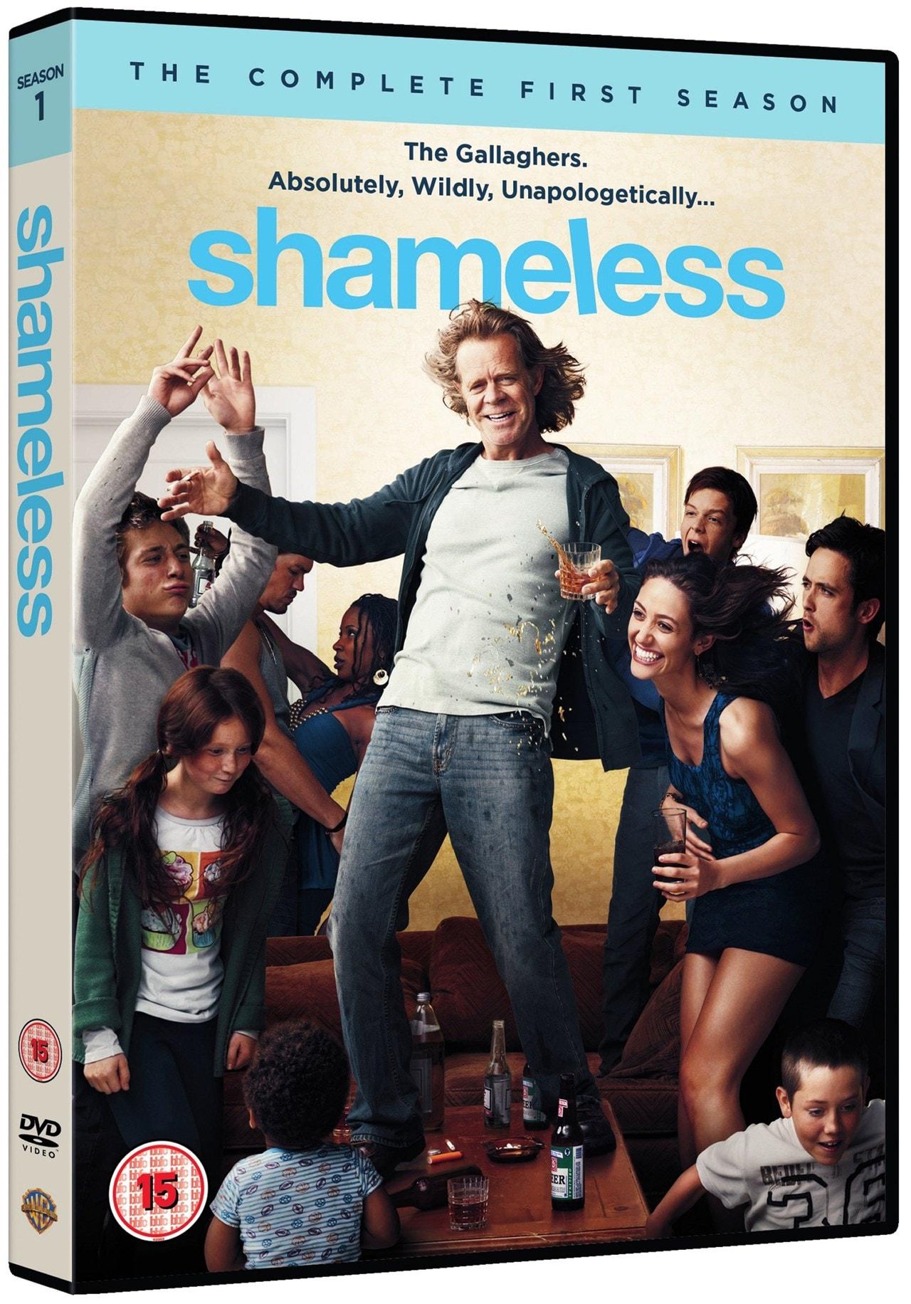Shameless: The Complete First Season - 2