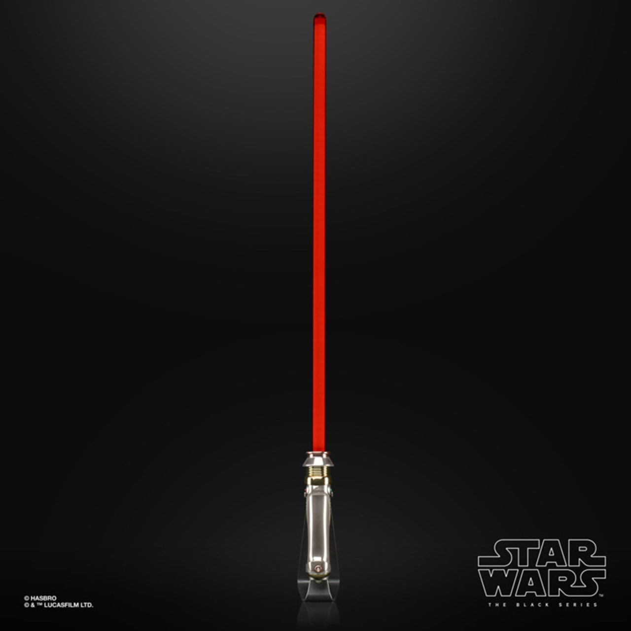 Star Wars The Black Series: Darth Sidious Force FX Lightsaber - 1