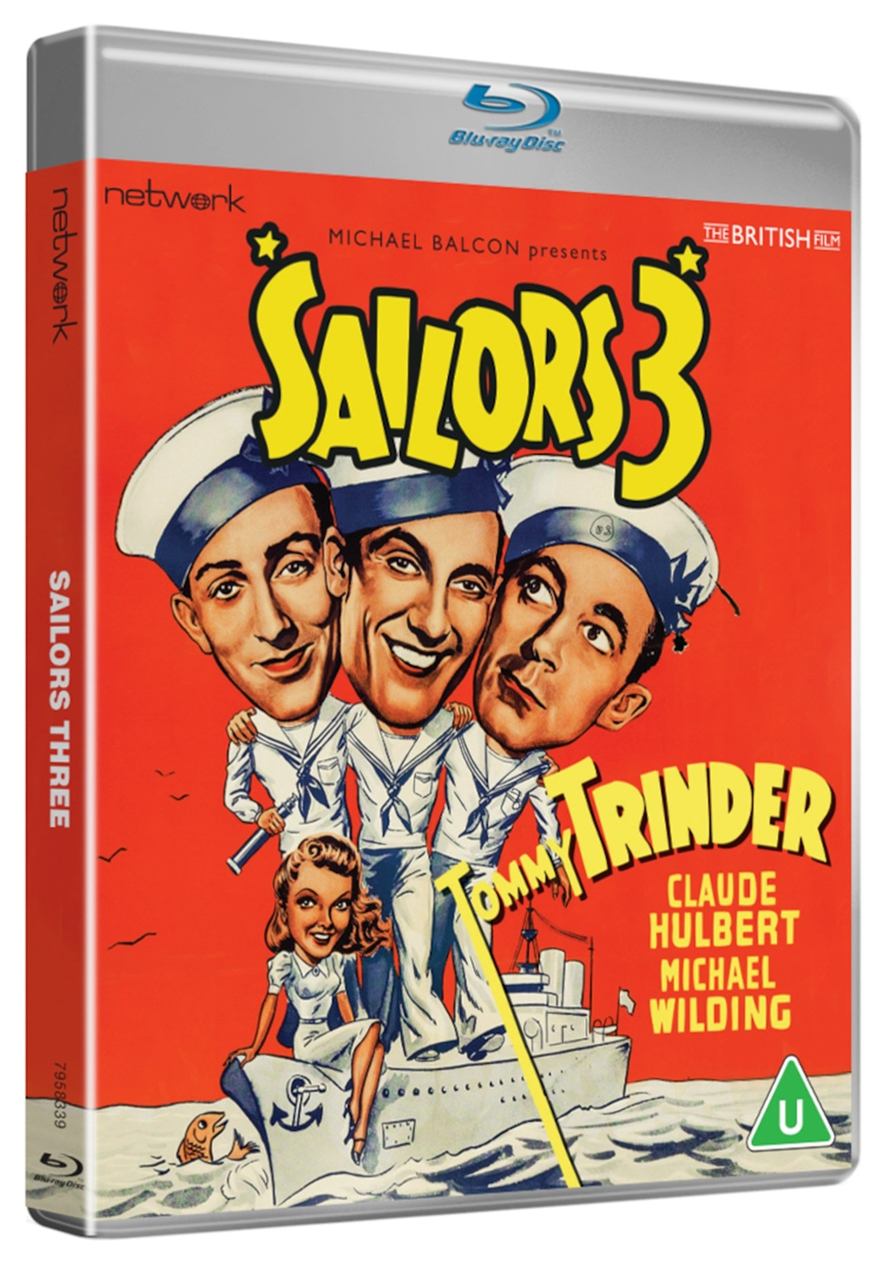 Sailors Three - 2