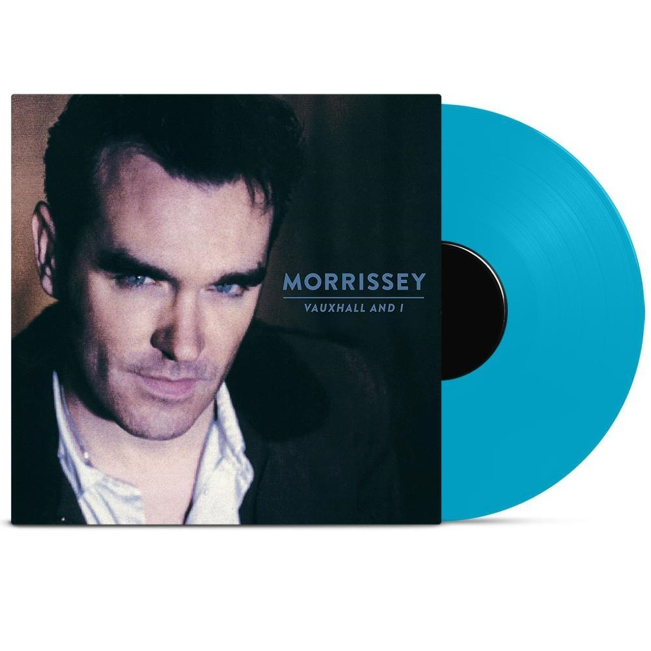 Vauxhall & I (hmv Exclusive) Blue Vinyl - 1