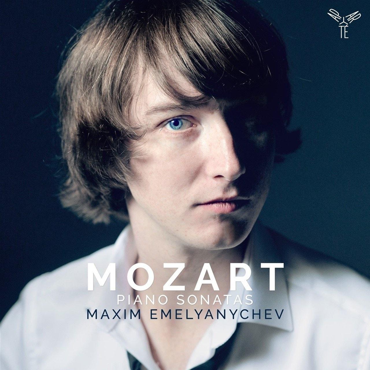 Mozart: Piano Sonatas - 1