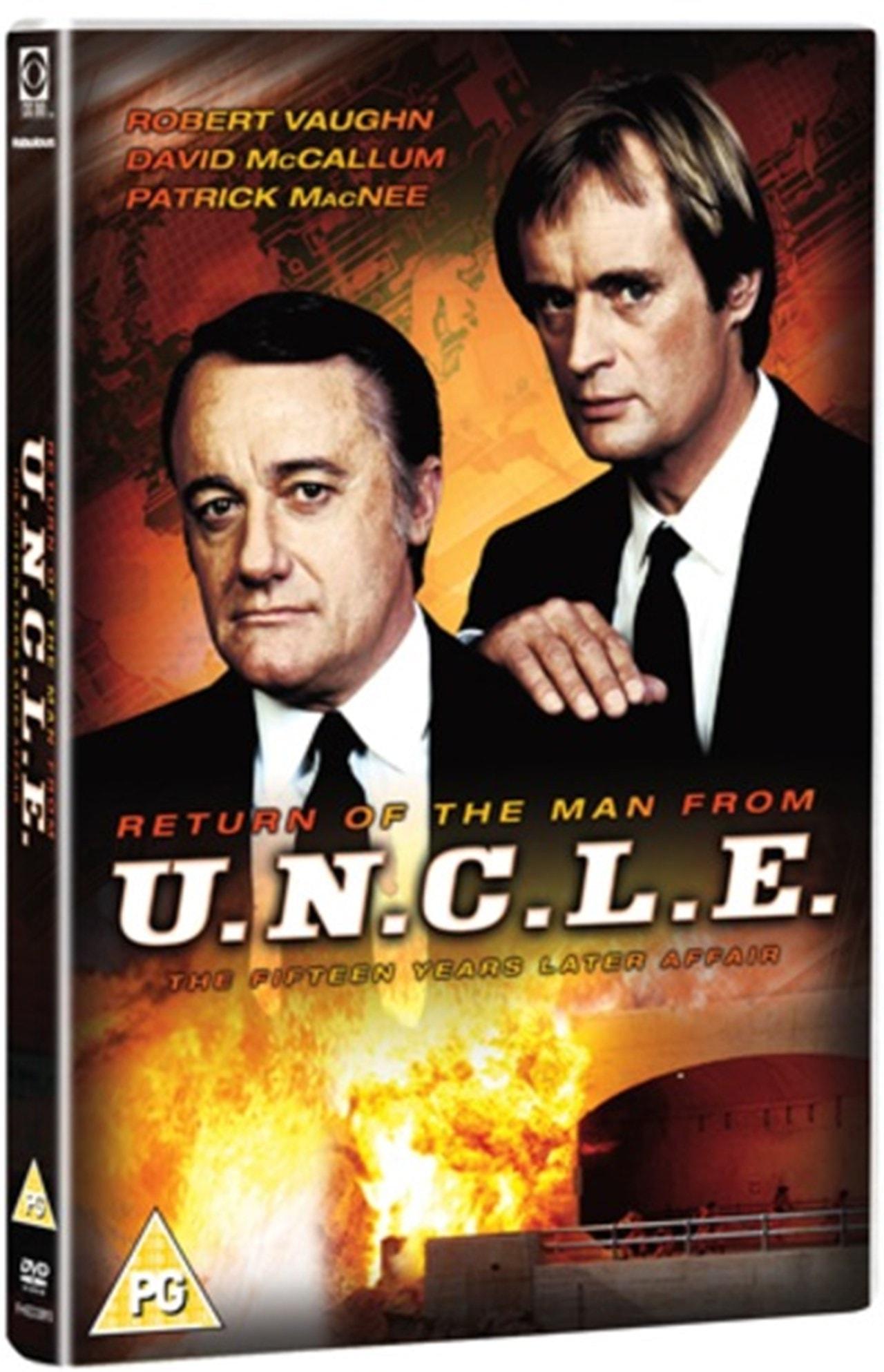 Return of the Man from U.N.C.L.E - 1