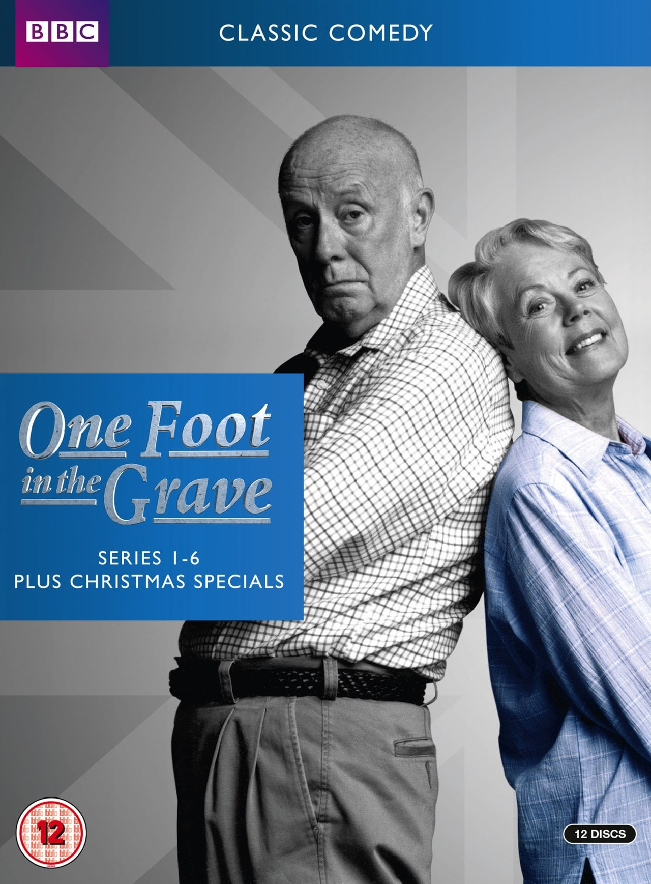 One Foot in the Grave: Series 1-6 (hmv Exclusive) - 1