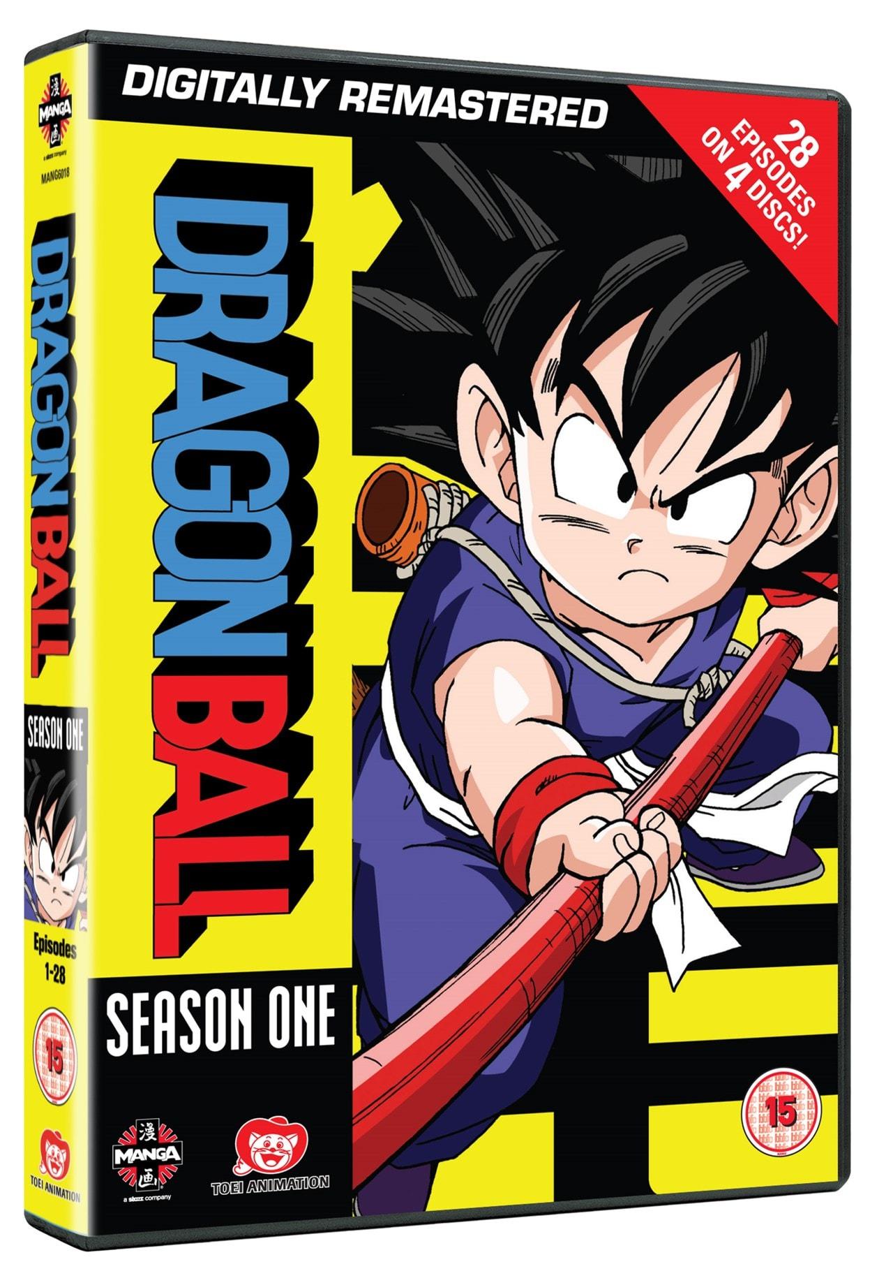 Dragon Ball: Season One - 2