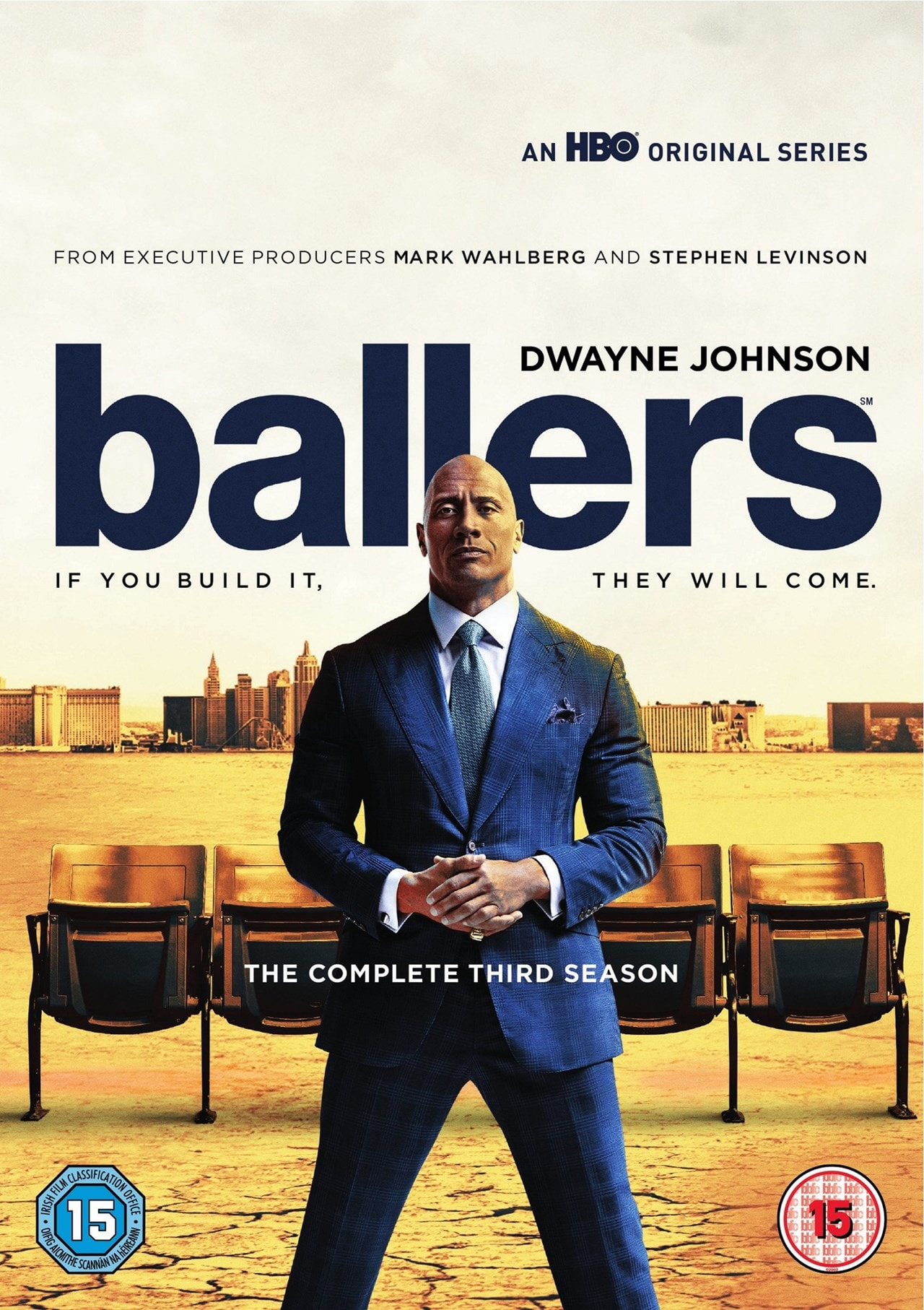 Ballers: The Complete Third Season - 1