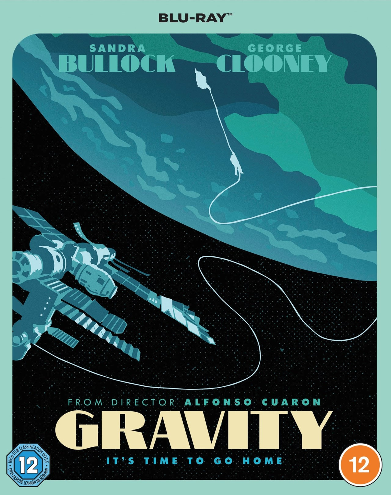 Gravity - Travel Poster Edition - 2