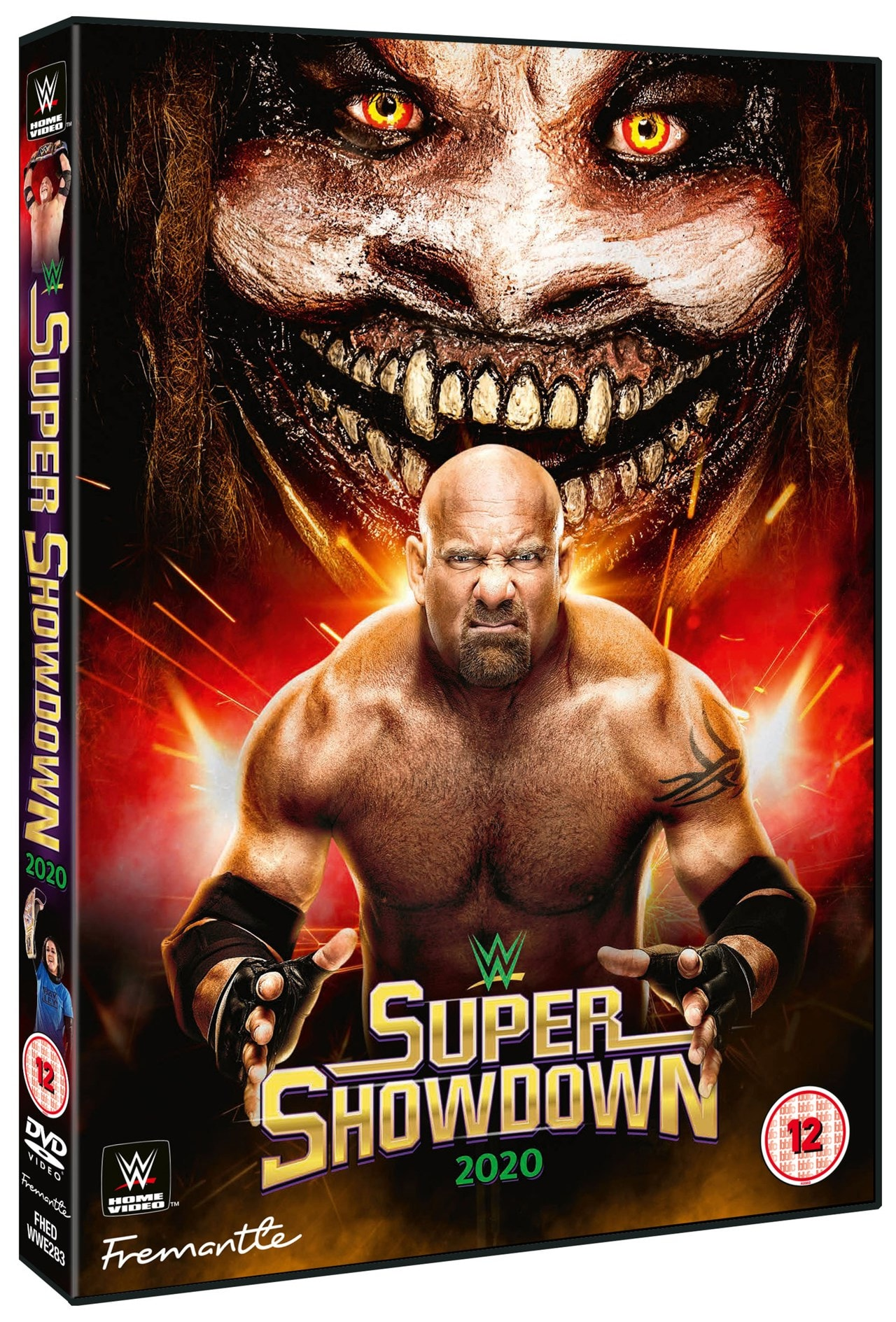 WWE: Super Showdown 2020 - 2