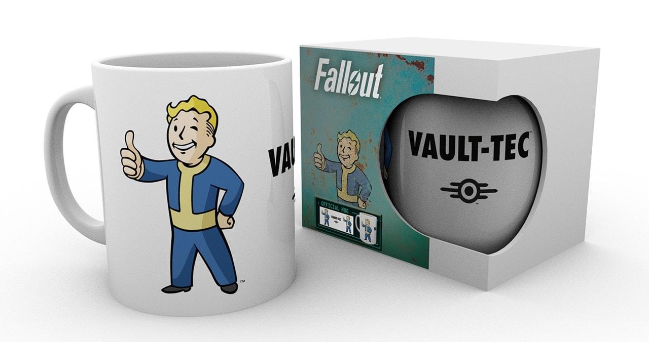 Fallout: Vault Boy - 1