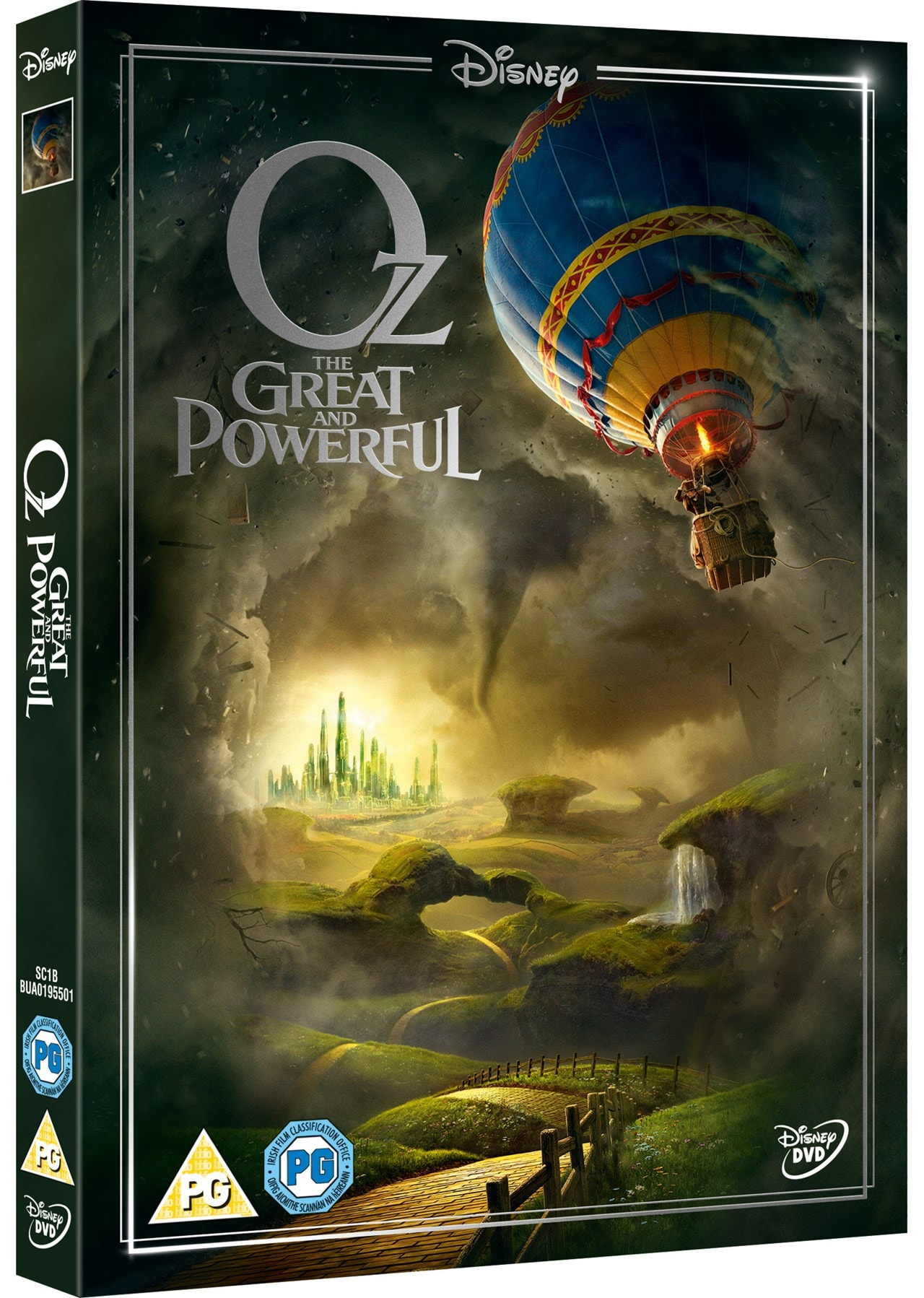 Oz - The Great and Powerful - 2
