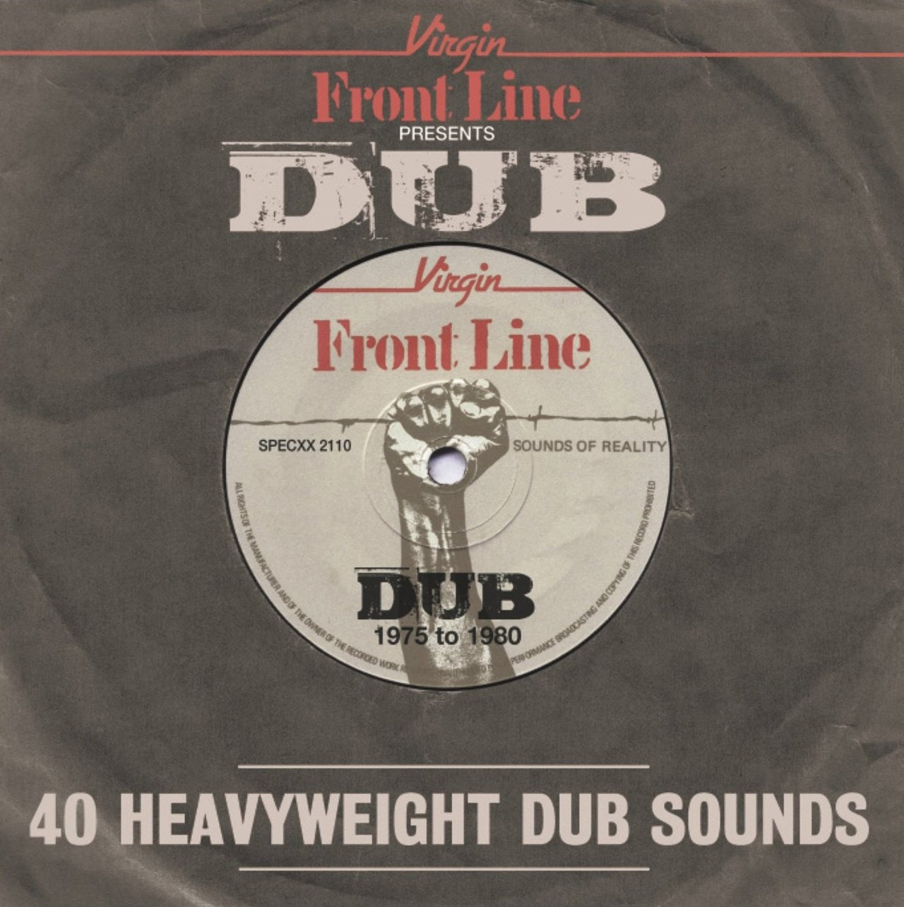 Front Line Presents Dub: 40 Heavyweight Dub Sounds - 1