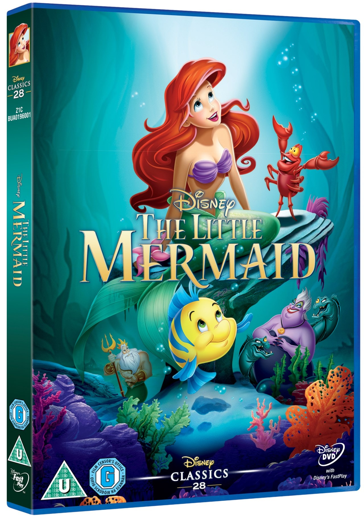 The Little Mermaid (Disney) - 4