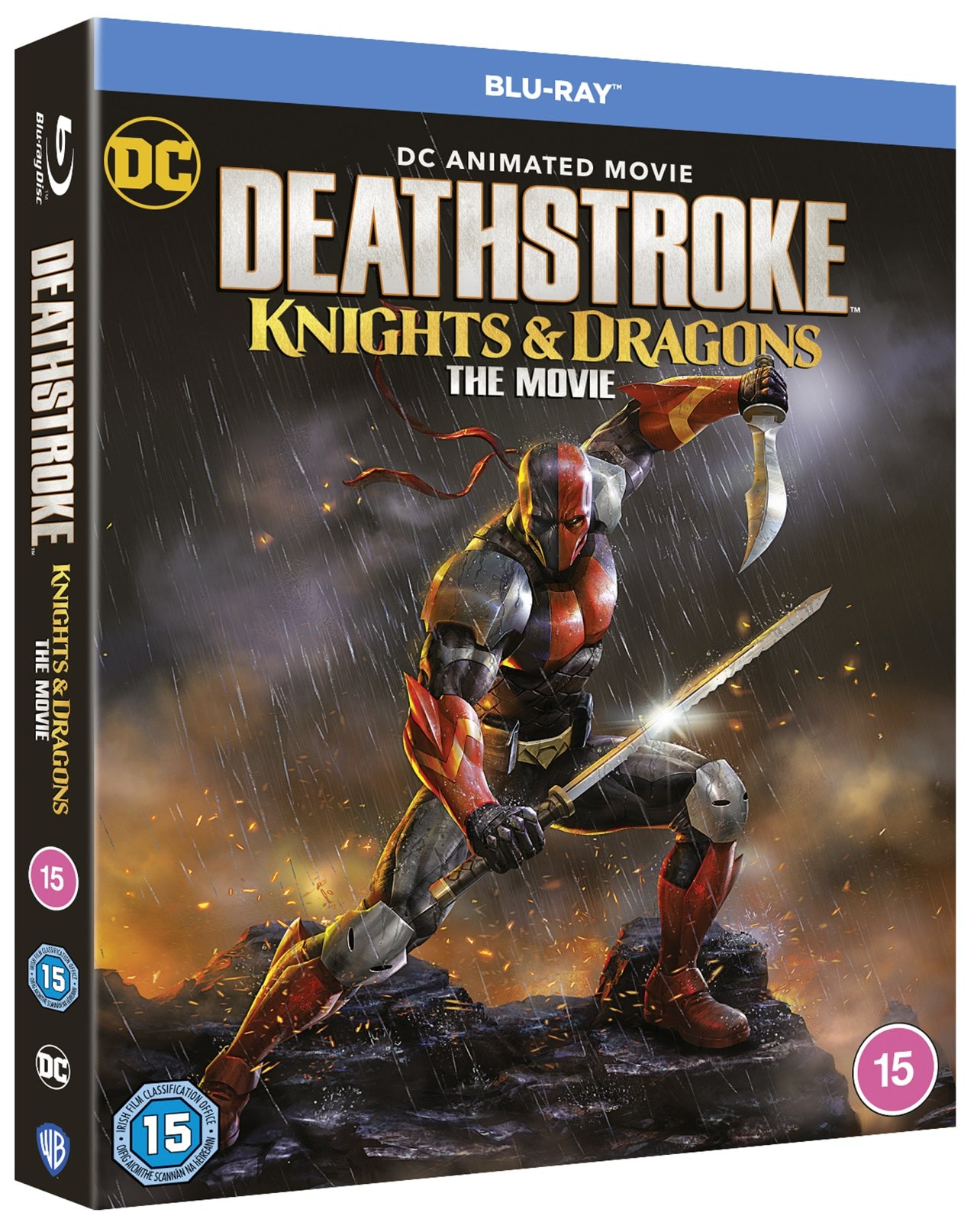 Deathstroke: Knights & Dragons - The Movie - 2