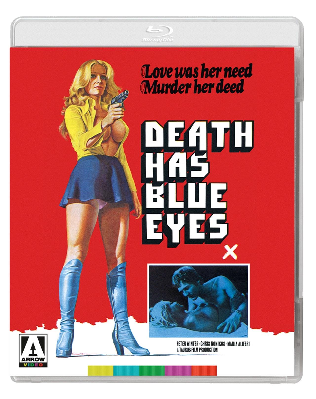 Death Has Blue Eyes - 1