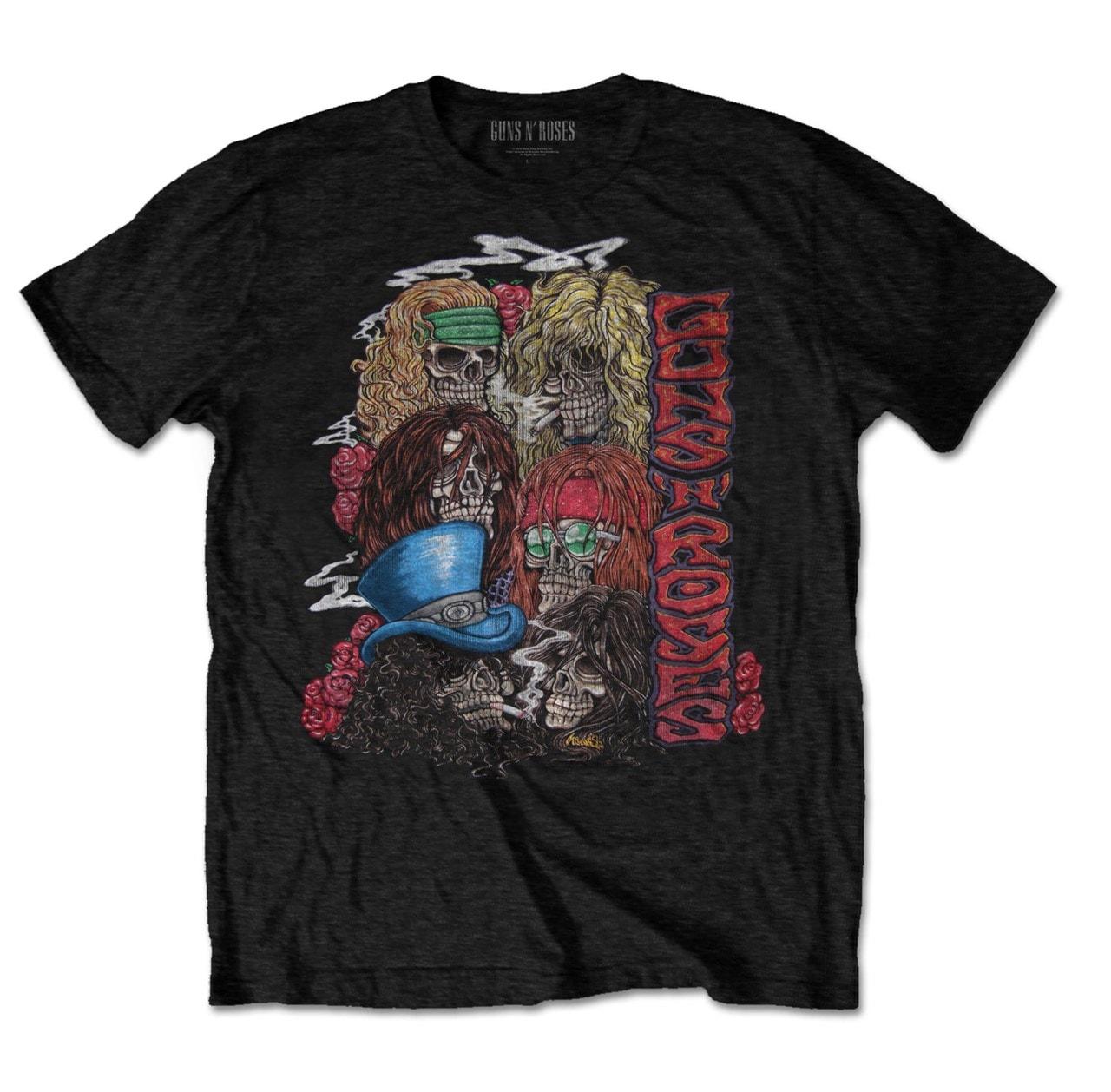 Guns N Roses: Stacked Skulls (hmv Exclusive) (Small) - 1