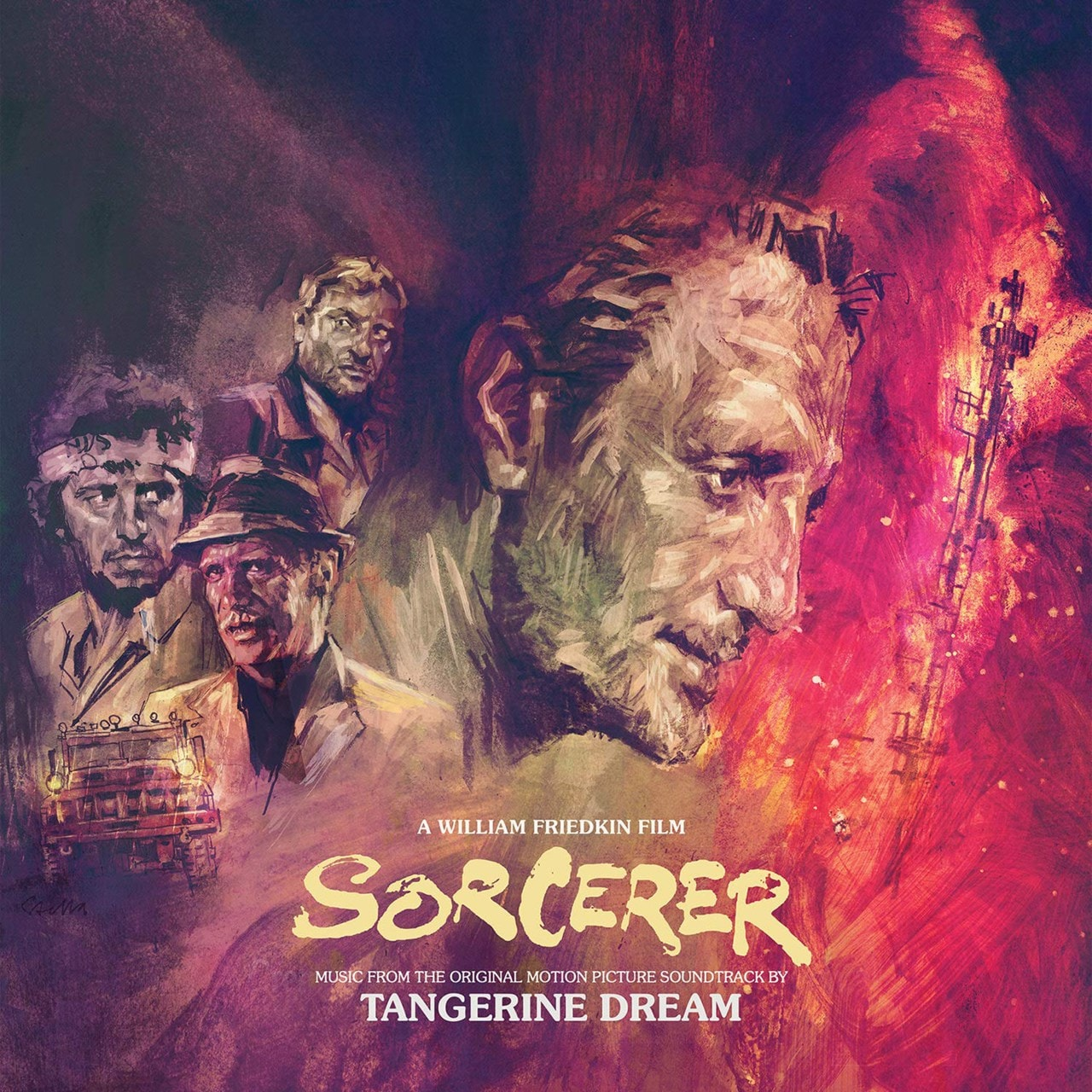 Sorcerer - Limited Edition Coloured Vinyl - 2