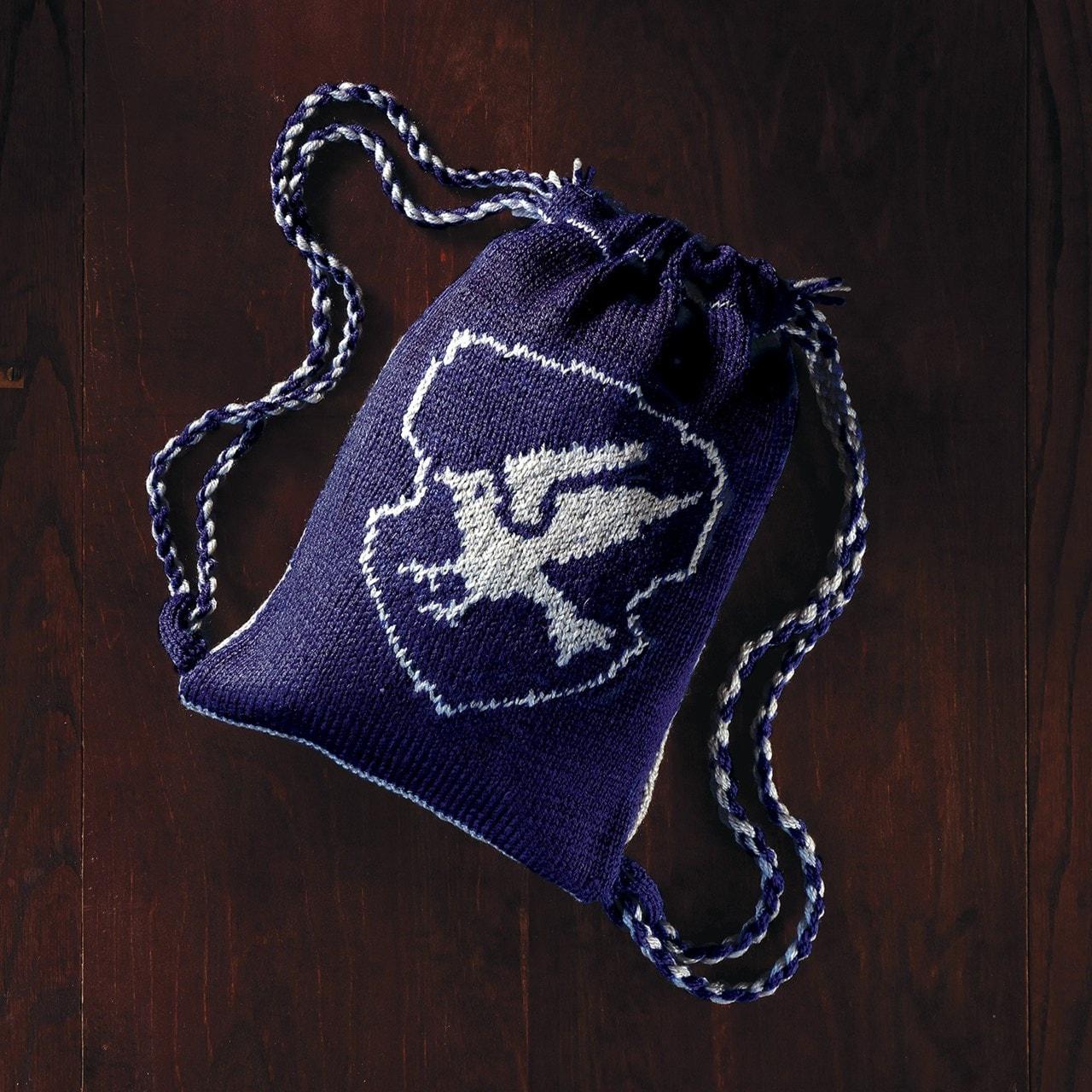 Ravenclaw House Kit Bag: Harry Potter Knit Kit - 1