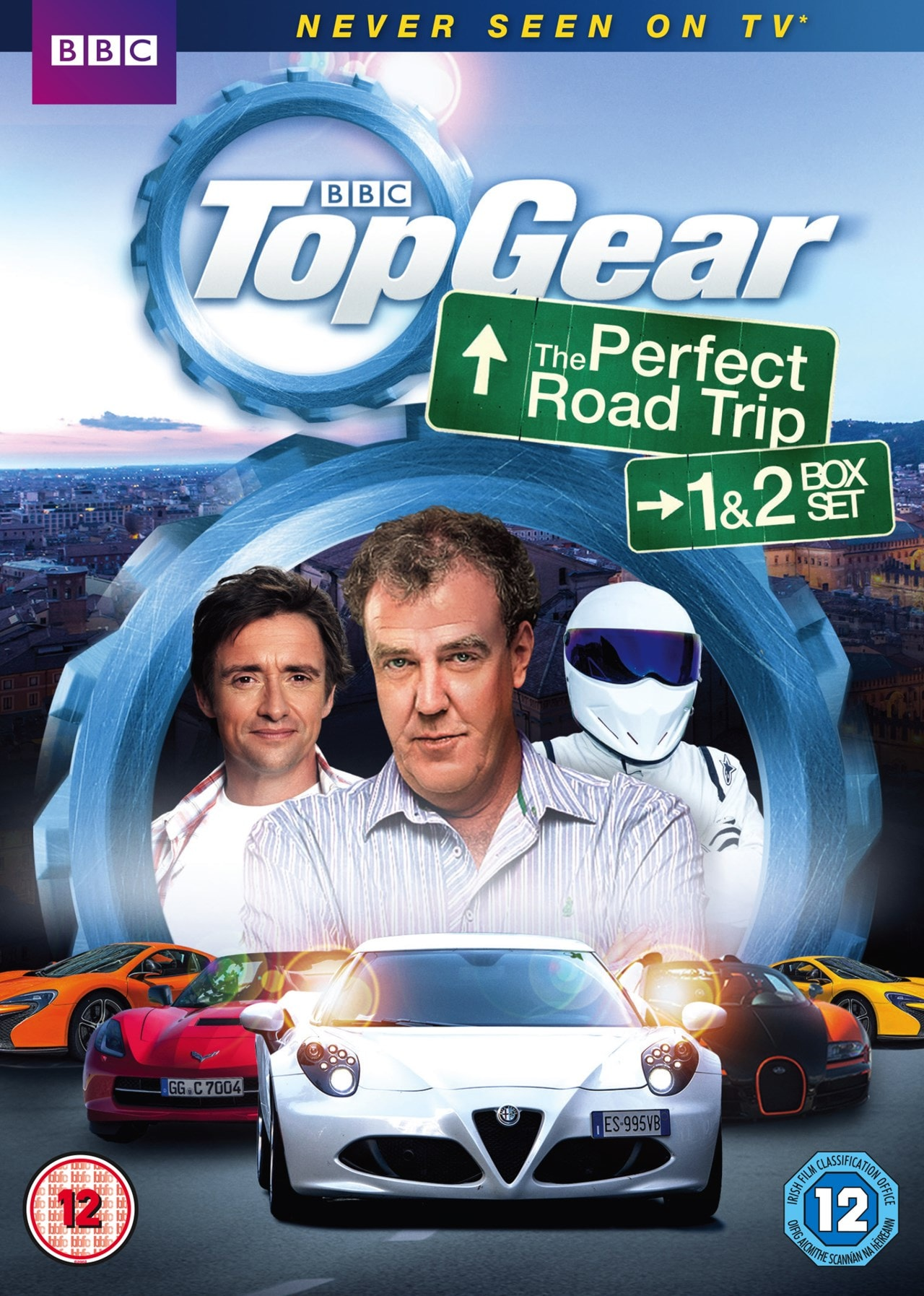 Top Gear: The Perfect Road Trip 1 and 2 - 1